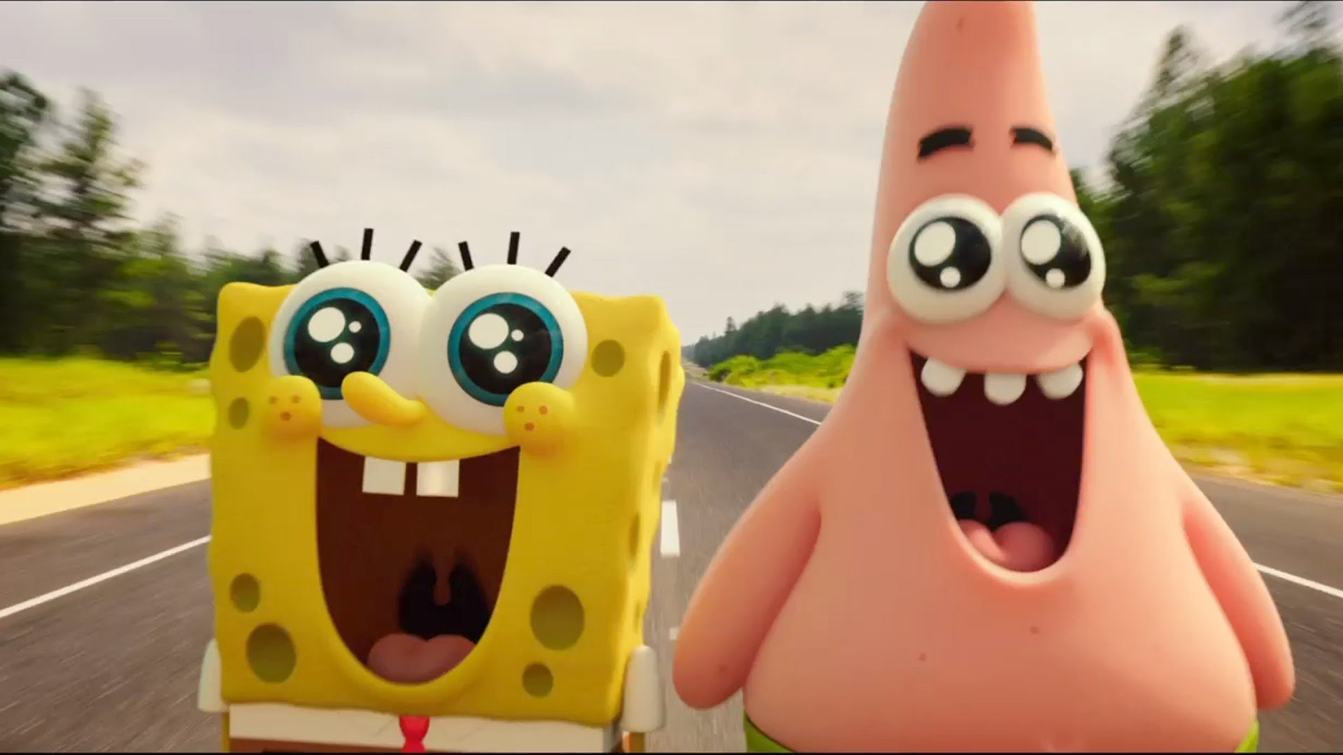 Patrick star · The SpongeBob Movie : Sponge Out of Water Best Wallpaper –  https://www