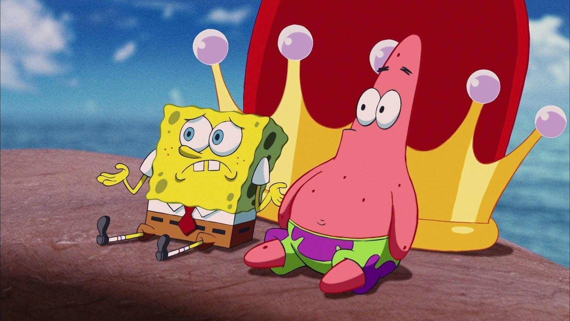 Funny Spongebob and Patrick Wallpaper | hdwallpapers-