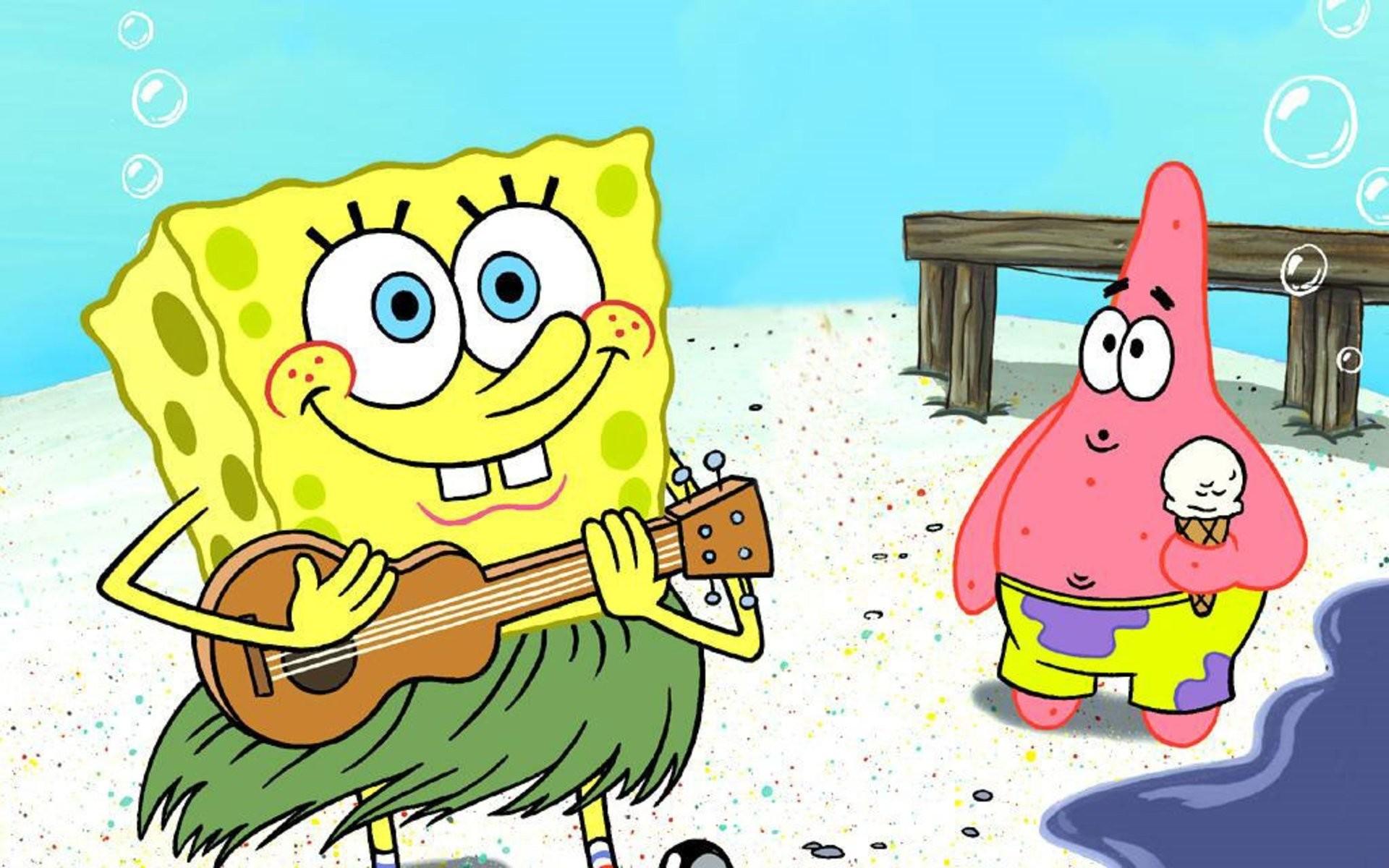 Spongebob And Patrick 747761 …