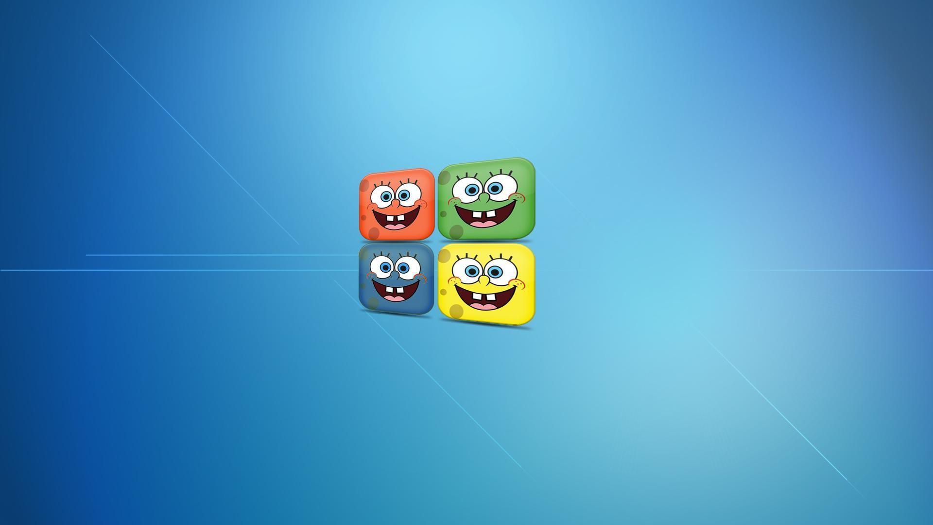 Spongebob Wallpapers 1920×1080 Desktop Free