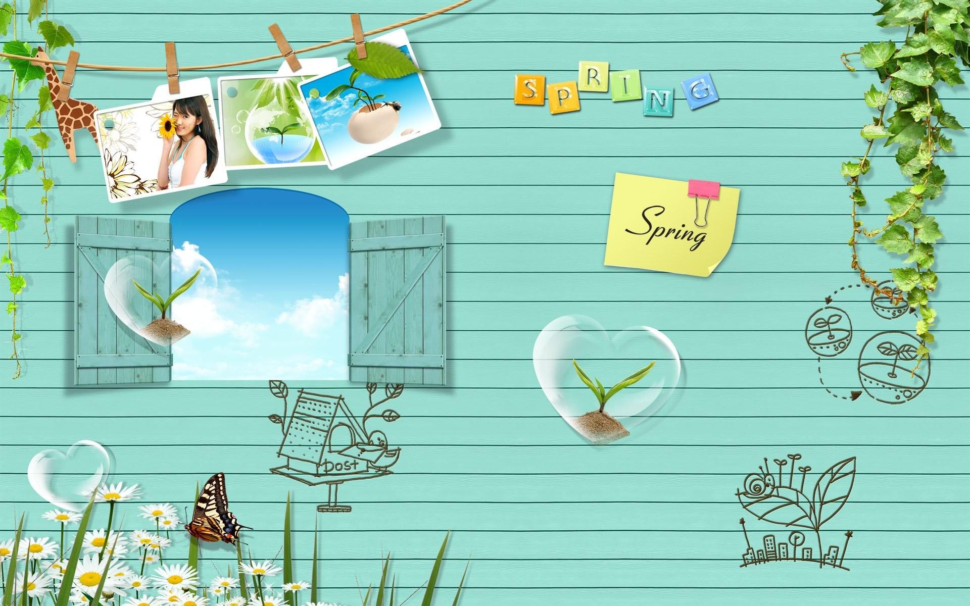 Spring Cartoon 486679 …