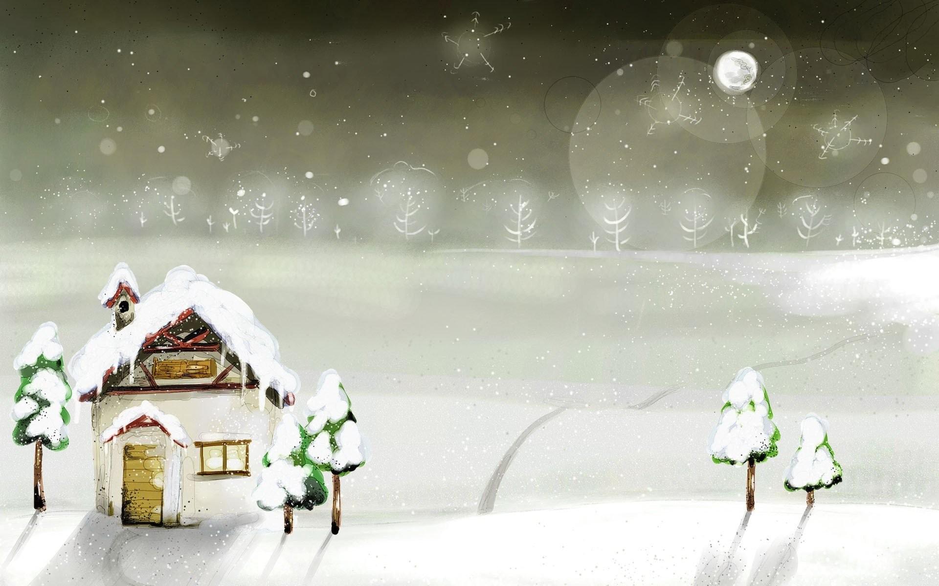 Winter Cartoon 490968 …