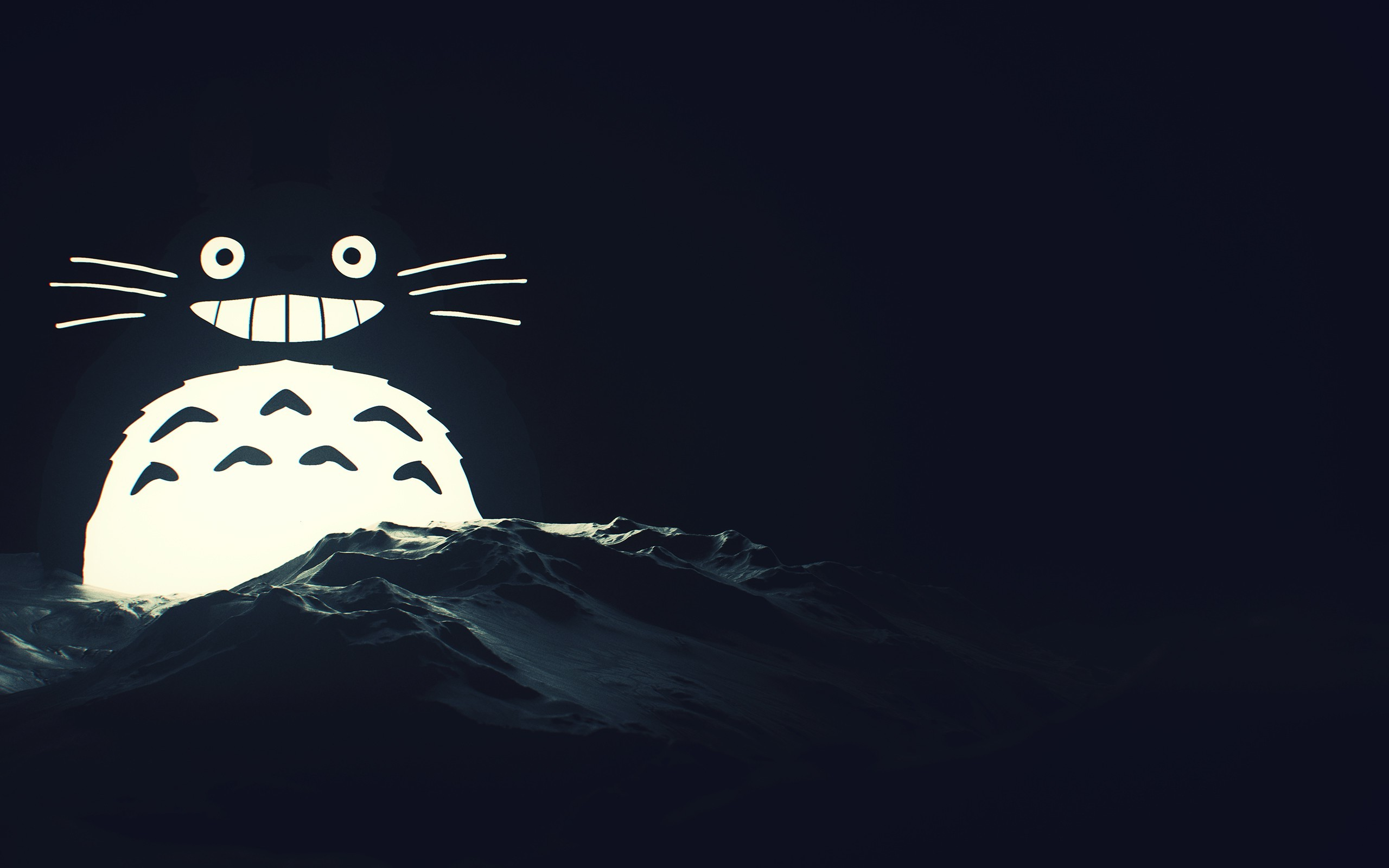 My Neighbor Totoro Widescreen Wallpaper