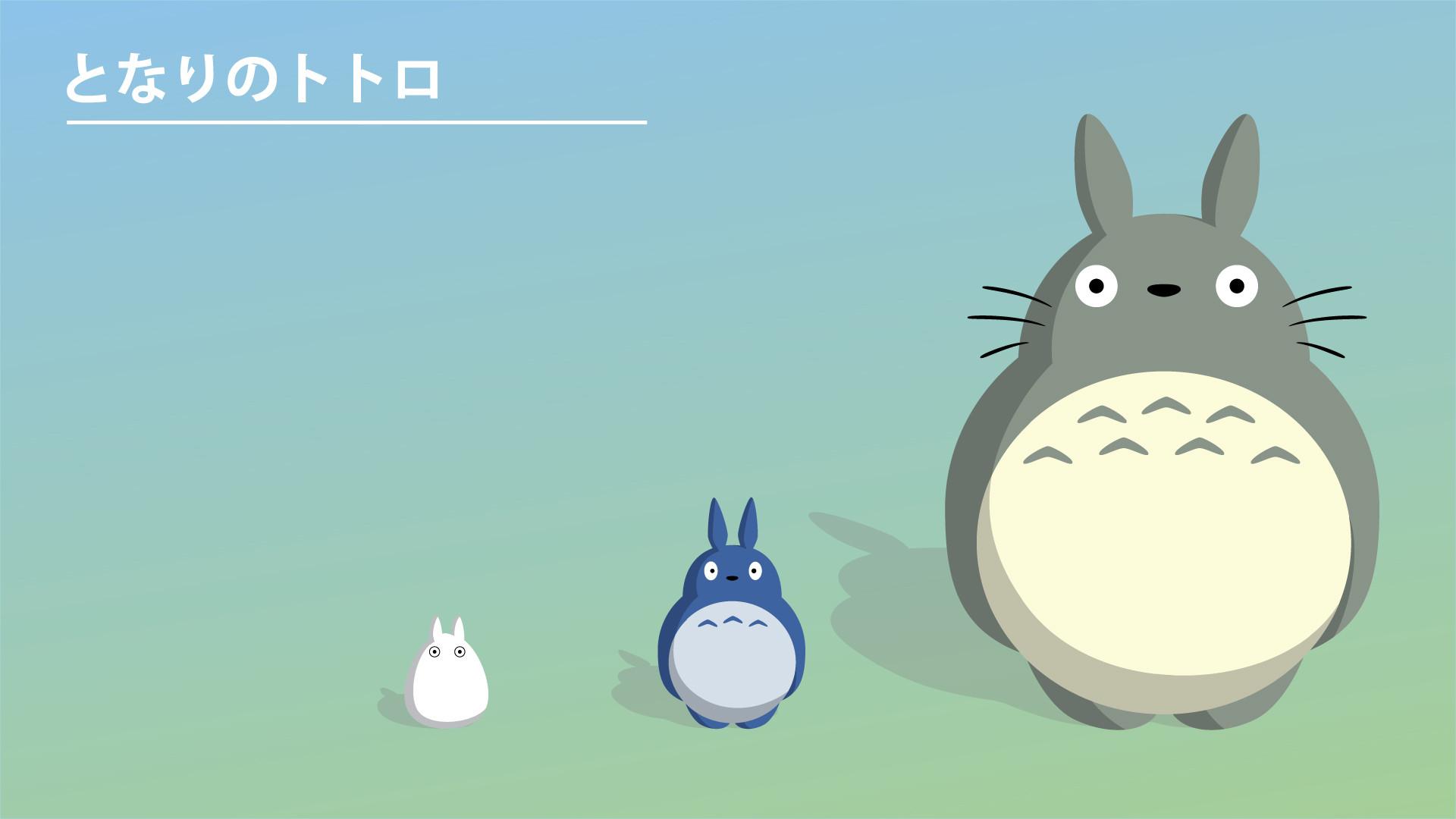 My Neighbor Totoro HD Wallpaper     ID:35755