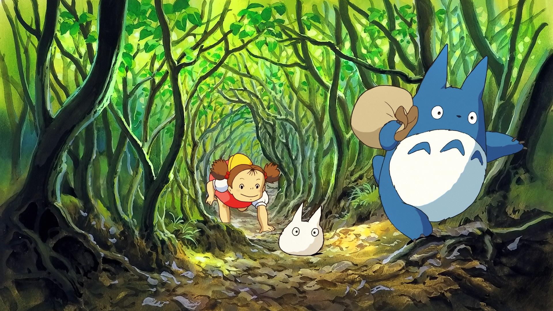 Totoro wallpaper,HD Wallpapers, Backgrounds Wallpaper