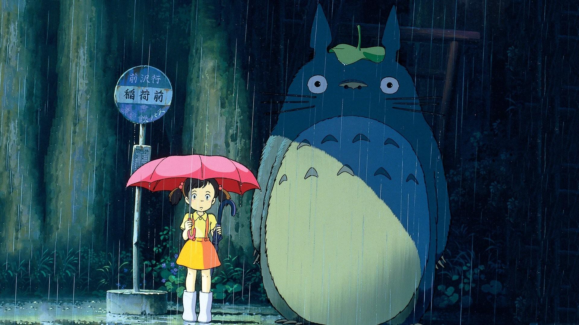 Movie – My Neighbor Totoro Mei Kusakabe Totoro (My Neighbor Totoro)  Wallpaper