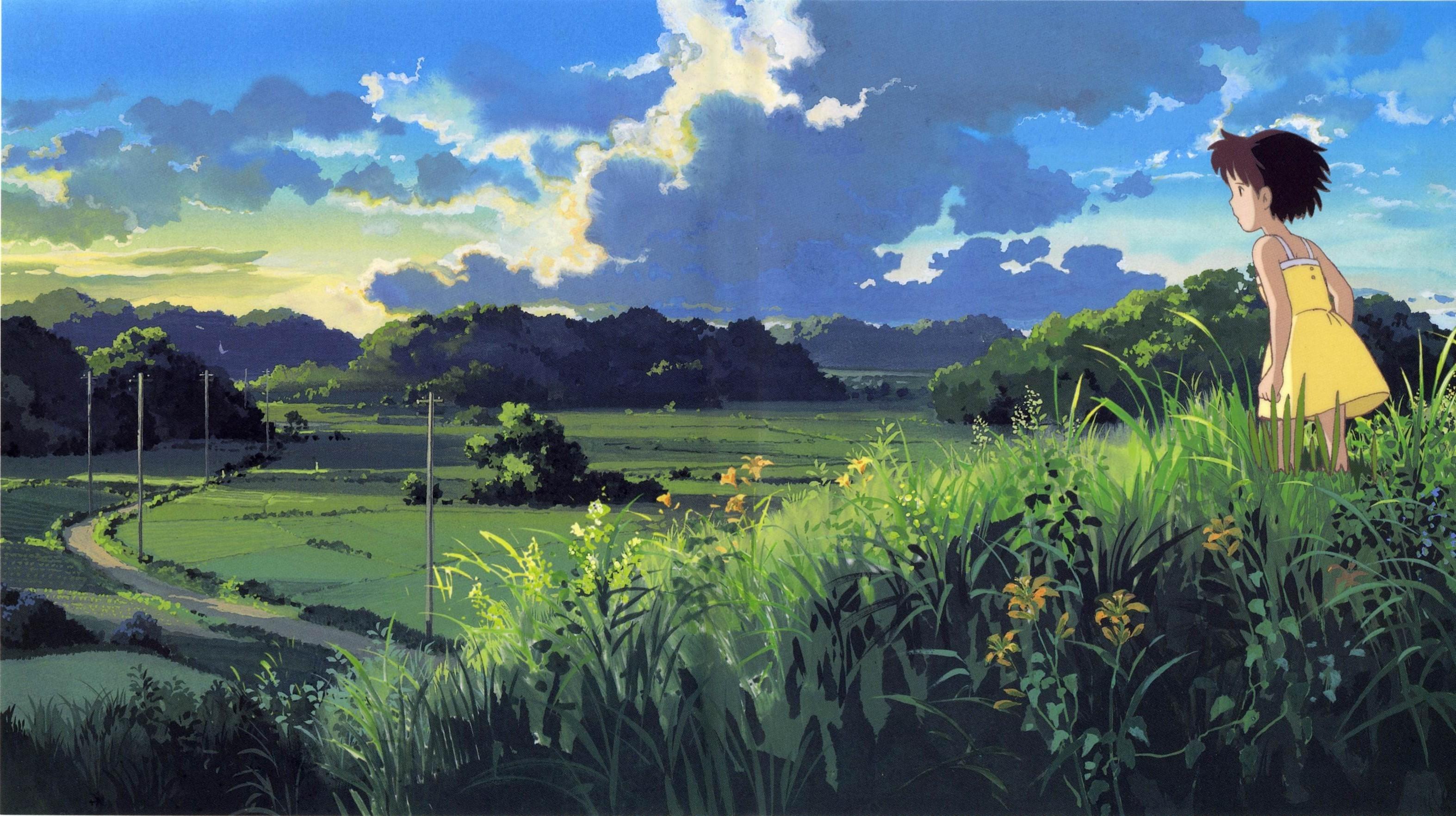 Studio Ghibli, My Neighbor Totoro, Totoro Wallpapers HD / Desktop and  Mobile Backgrounds
