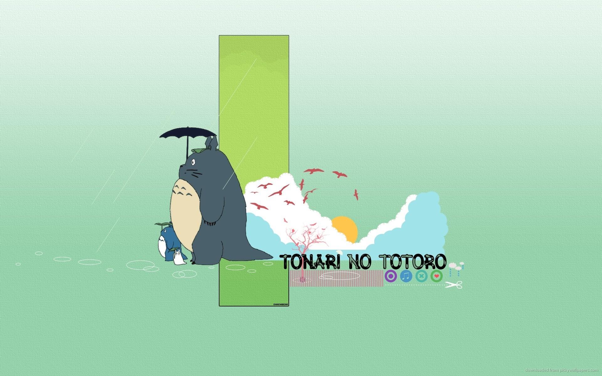 Tonari no Totoro for 1920×1200