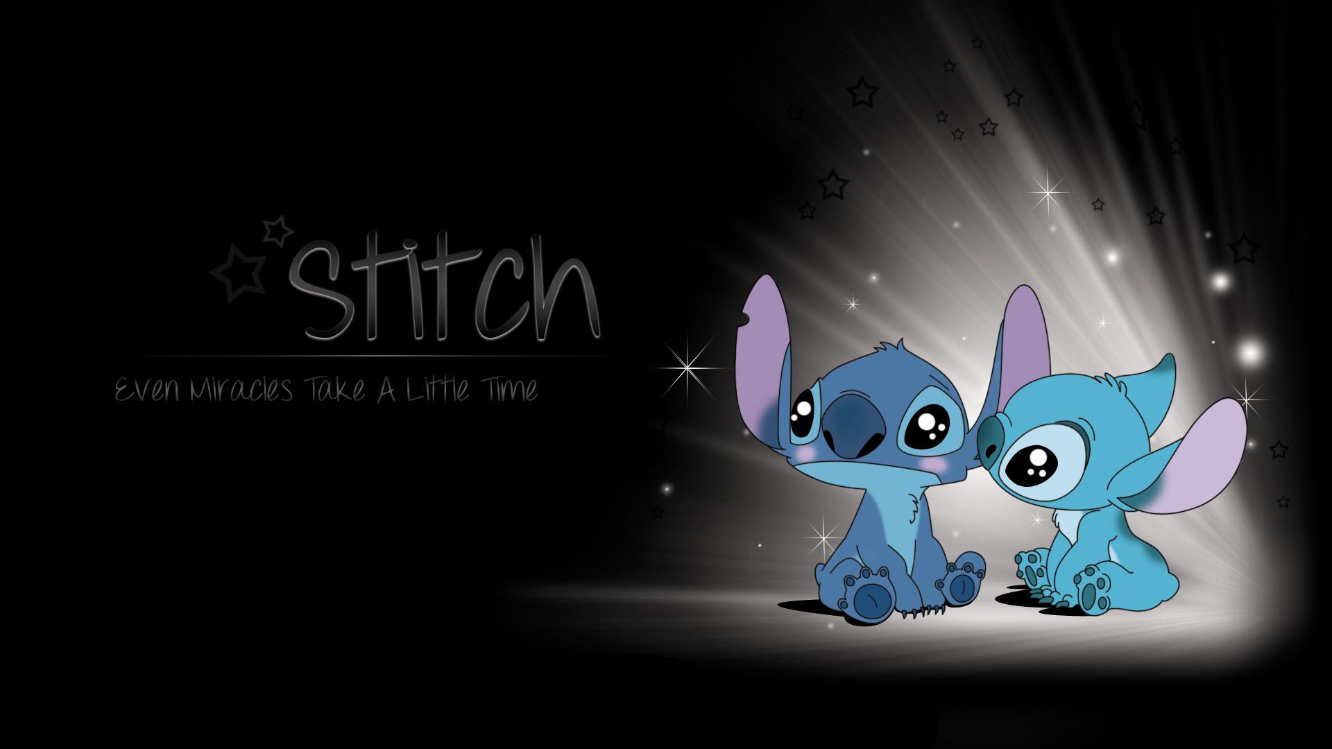 Sad Stitch Wallpaper Stitch wallpaper 1920×1080