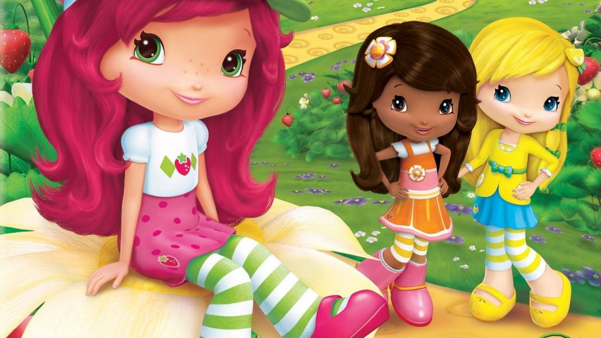 Related Wallpapers from Cute Lilo and Stitch Wallpaper. Strawberry Shortcake