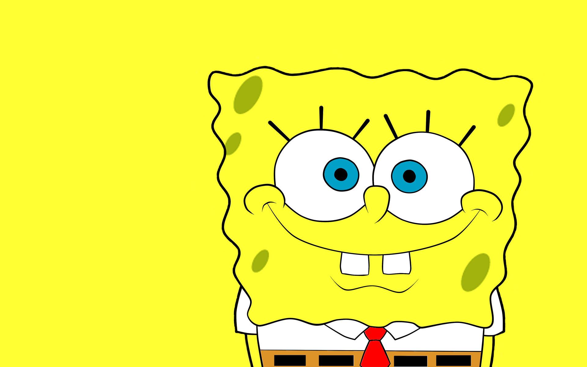 Wallpaper Spongebob Squarepants .