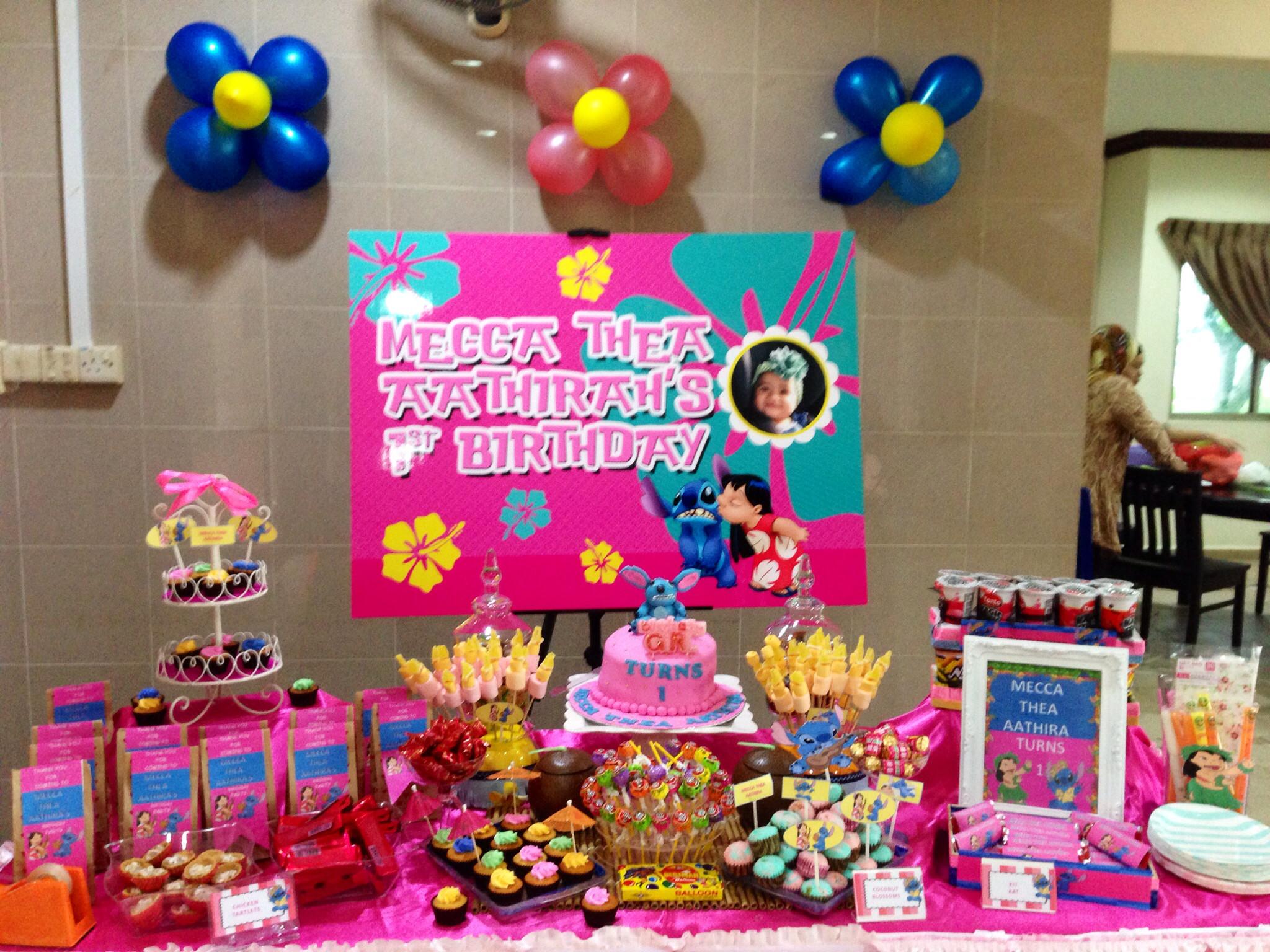 lilo & Stitch Party at Aloha Sg