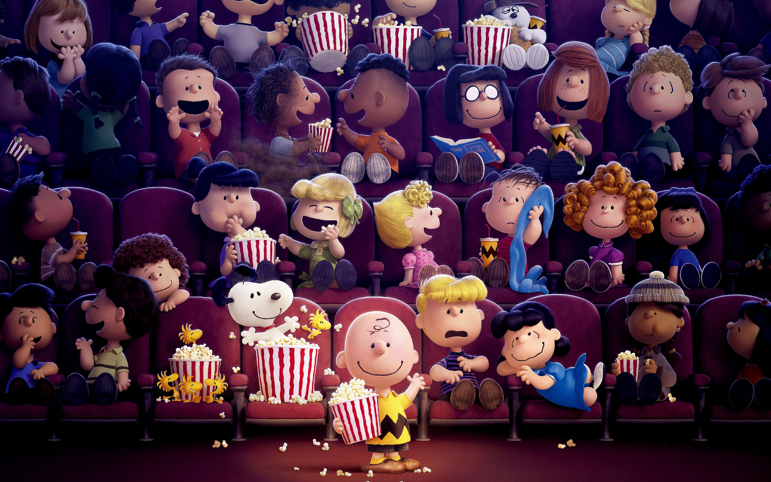 Related Wallpapers. The Peanuts Movie. The Peanuts Movie