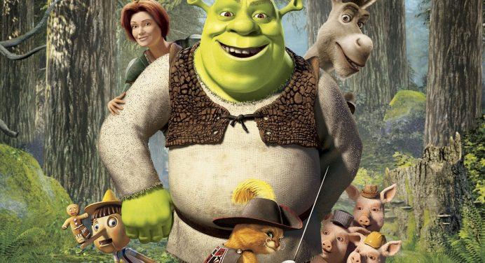 62 Fiona Wallpapers Shrek 2