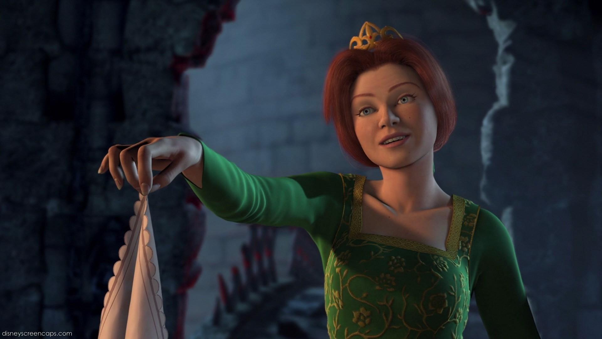 Princess Fiona (voice of Cameron Diaz, Shrek franchise)