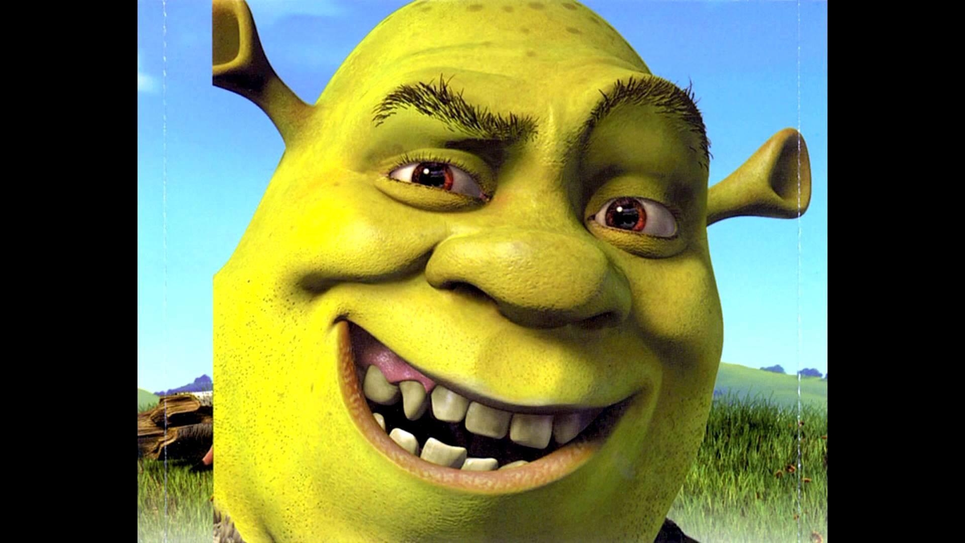 Shrek Is Love Shrek Is Life · Shrek and Fiona Wallpaper …