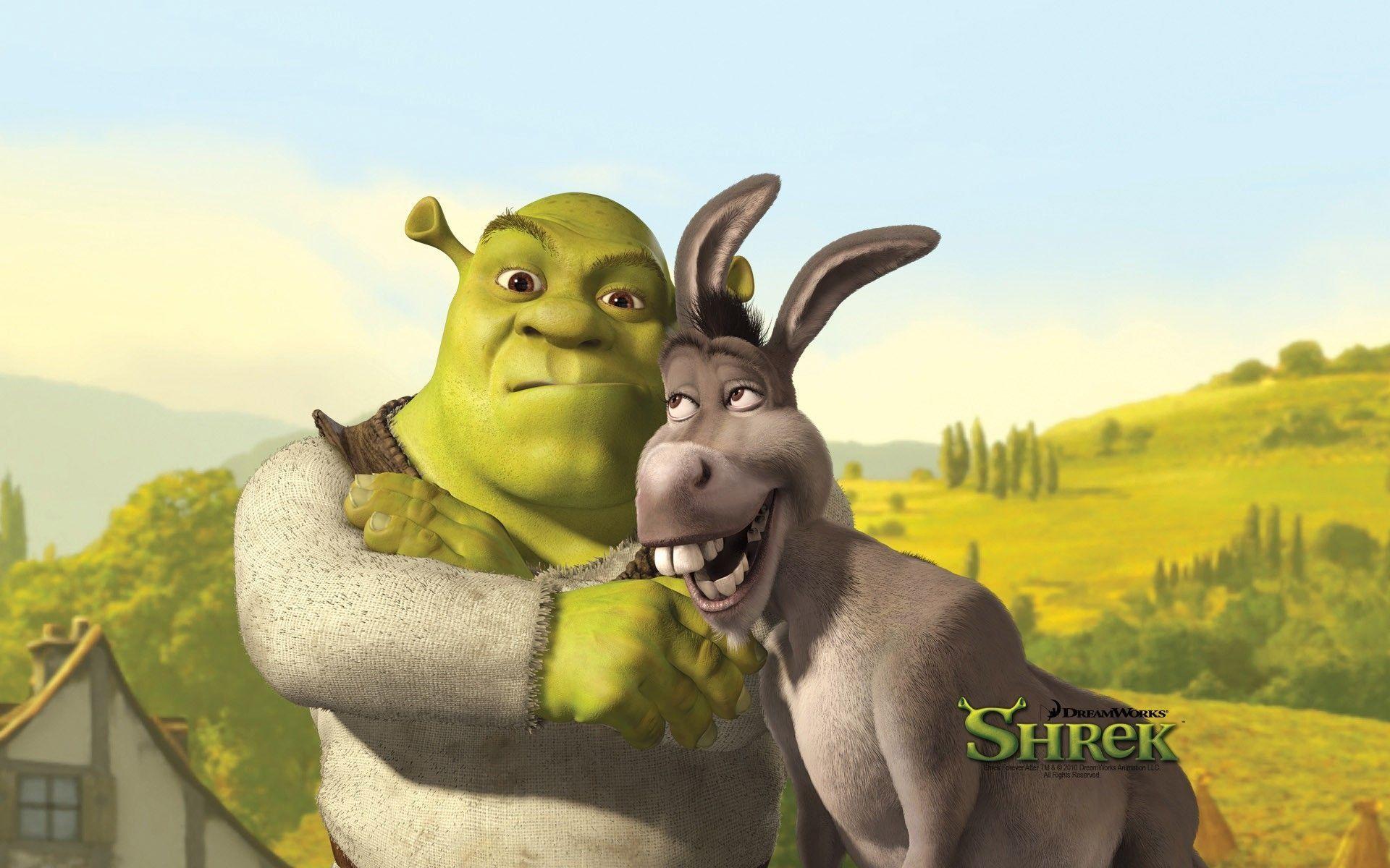 Shrek 2 Big HD Download – Cartoon HD Wallpapers