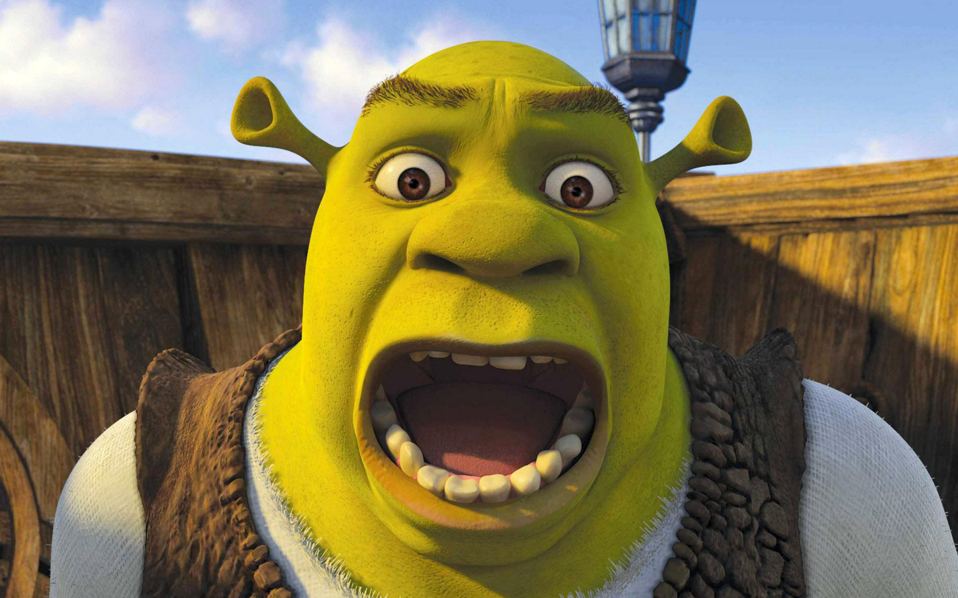 Related wallpapers from Shrek And Fiona And Babies