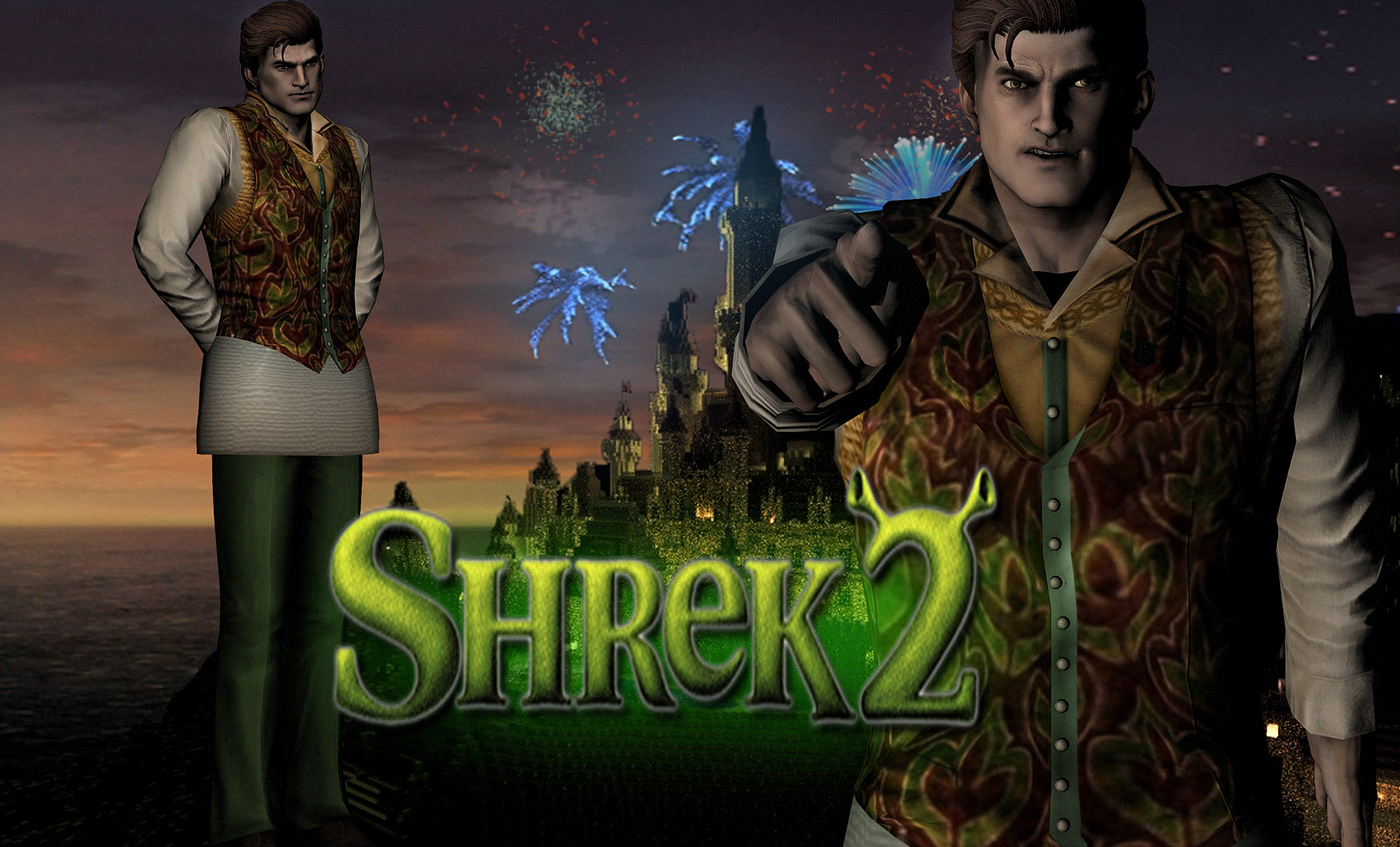 … XPS – Shrek 2 – Human Shrek Download by SovietMentality