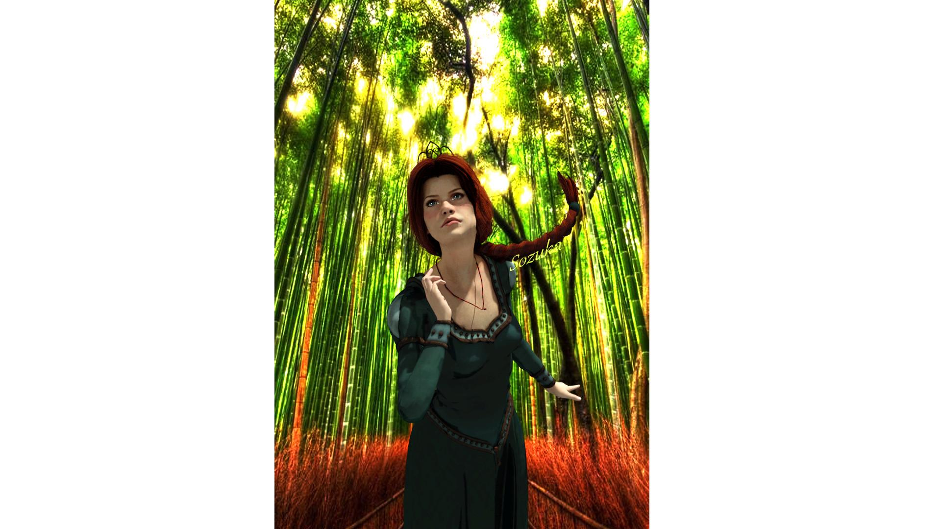 Lost:. by Sozuka [Shrek 2-Fiona] .:Lost:. by Sozuka