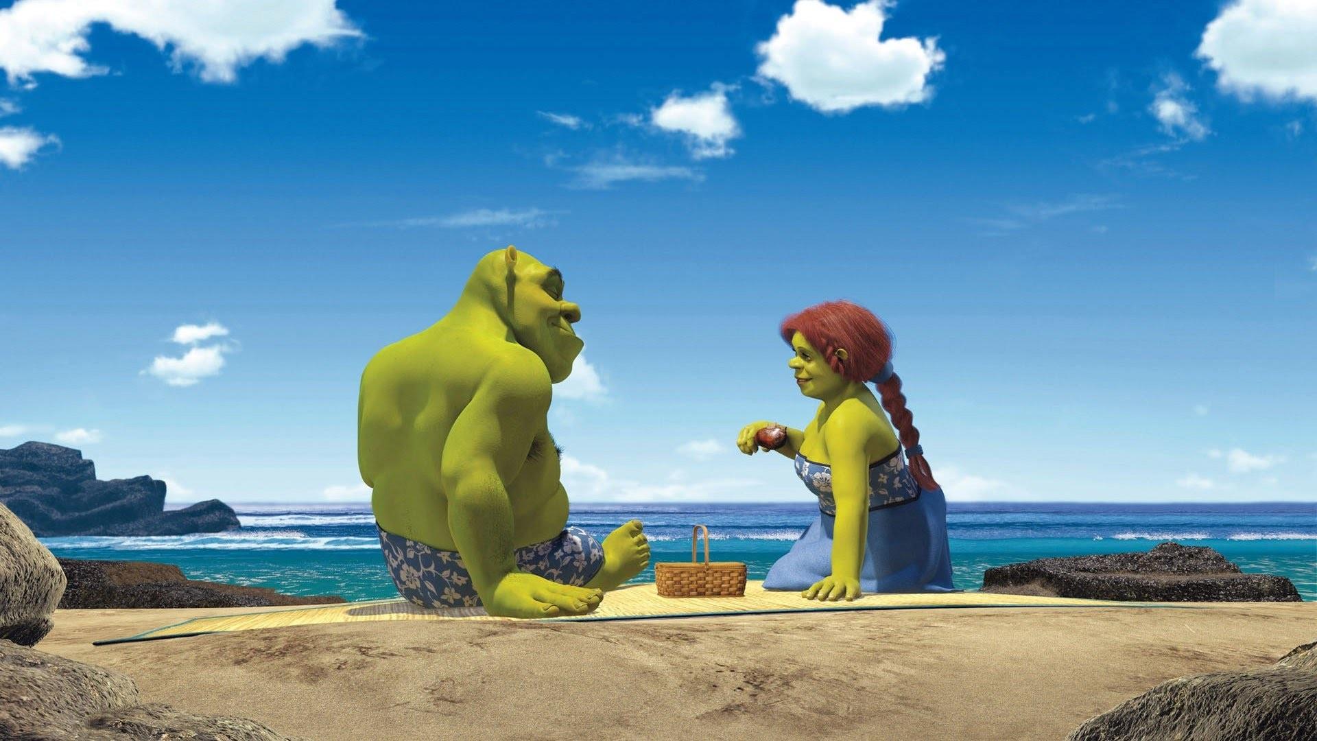 Shrek 2 Adventure – FiLMs – (2OO4)
