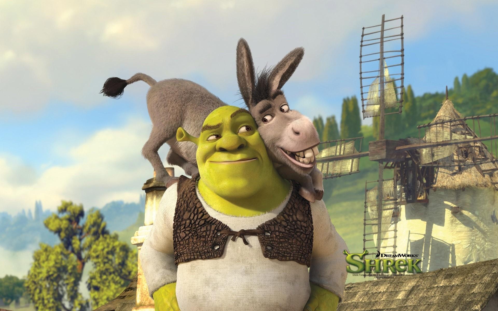 Shrek Images Wallpapers (51 Wallpapers)