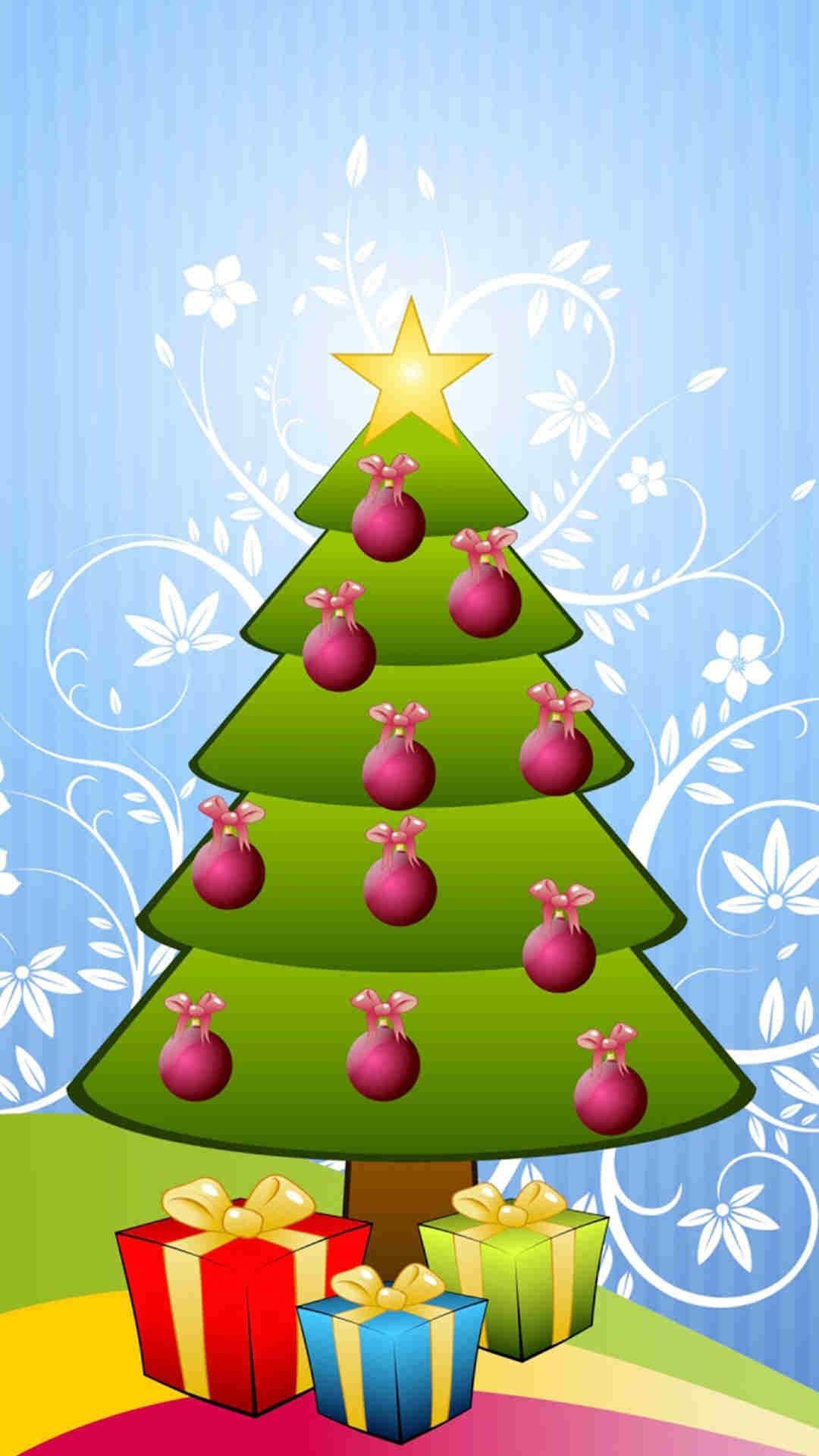 Cute Christmas Iphone Wallpaper