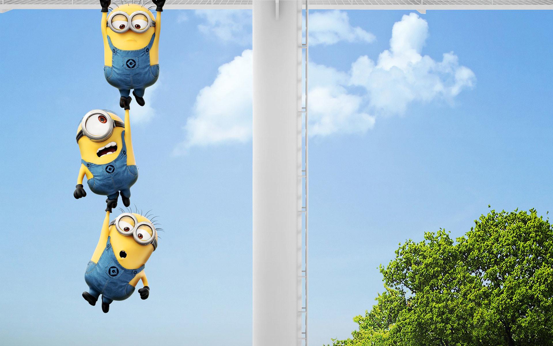 Minions Despicable Me 2 Desktop Wallpapers & Backgrounds