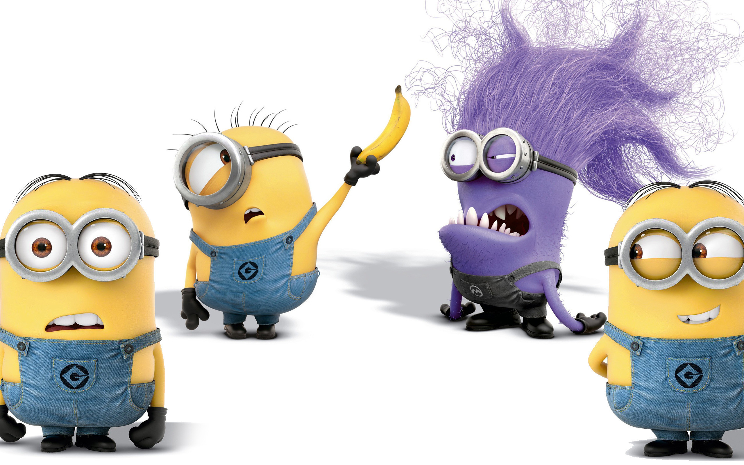 Minion Screensaver Images & Pictures – Becuo