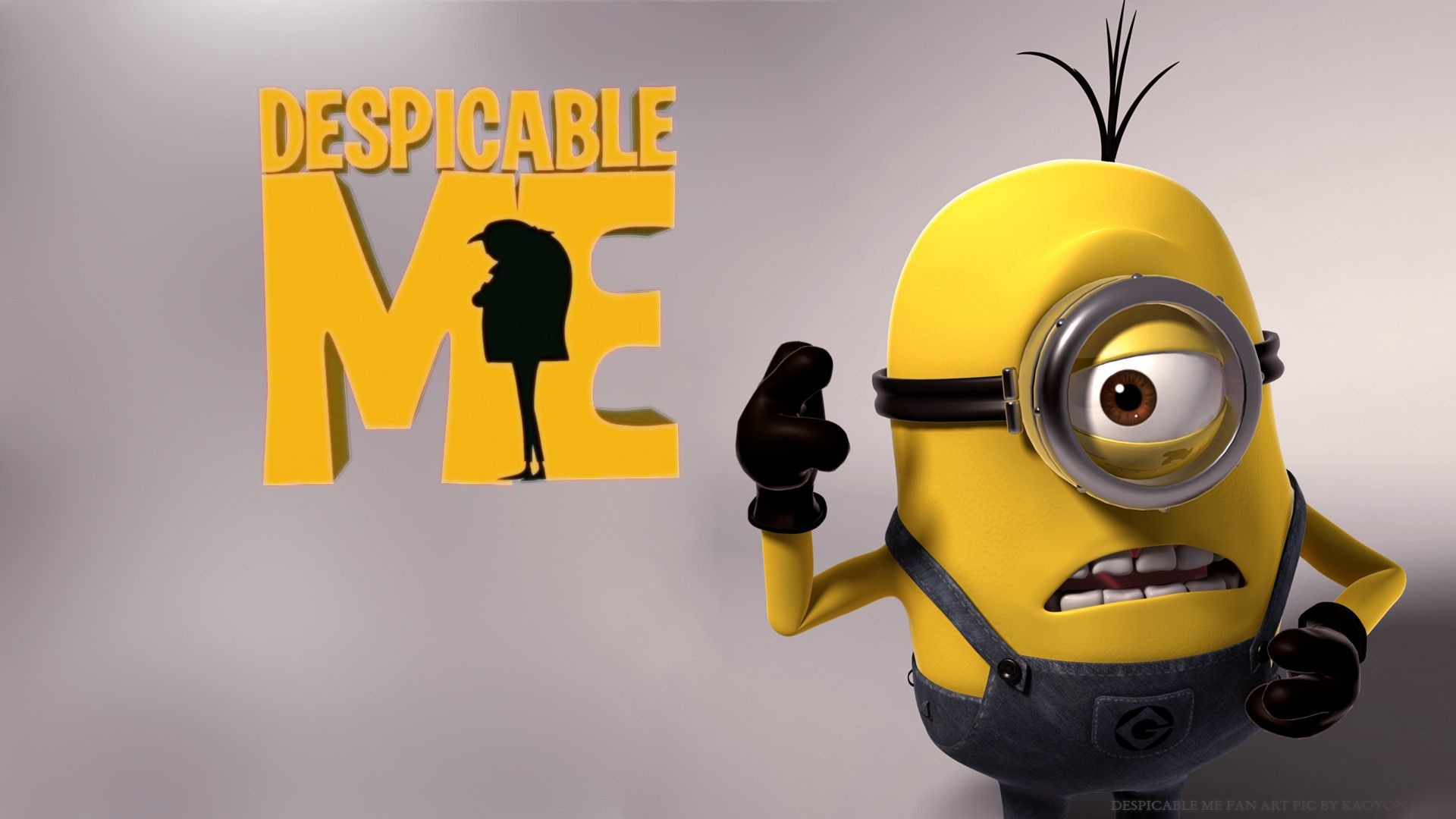 Minions Despicable Me Wallpapers (40 Wallpapers)