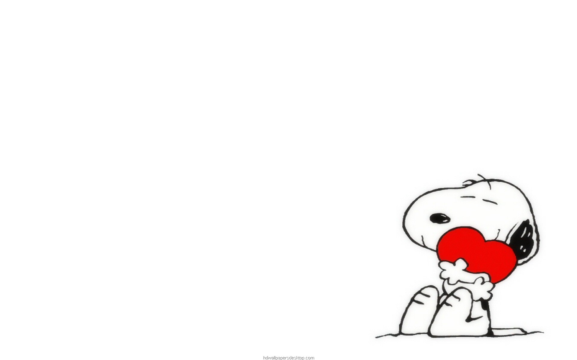 Download image Free Snoopy Spring Desktop Wallpaper PC, Android .