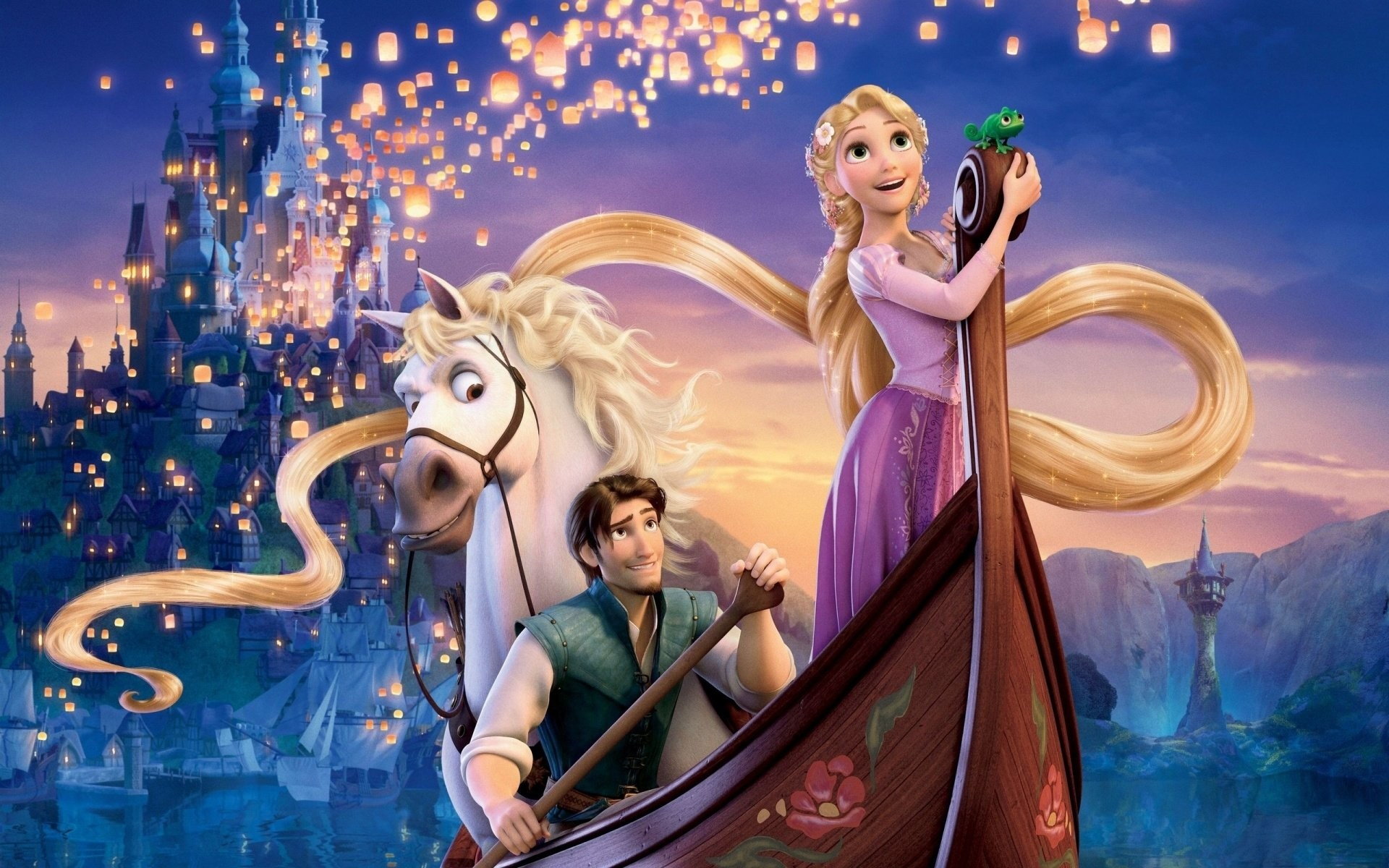 HD Wallpaper | Background ID:280490. Movie Tangled