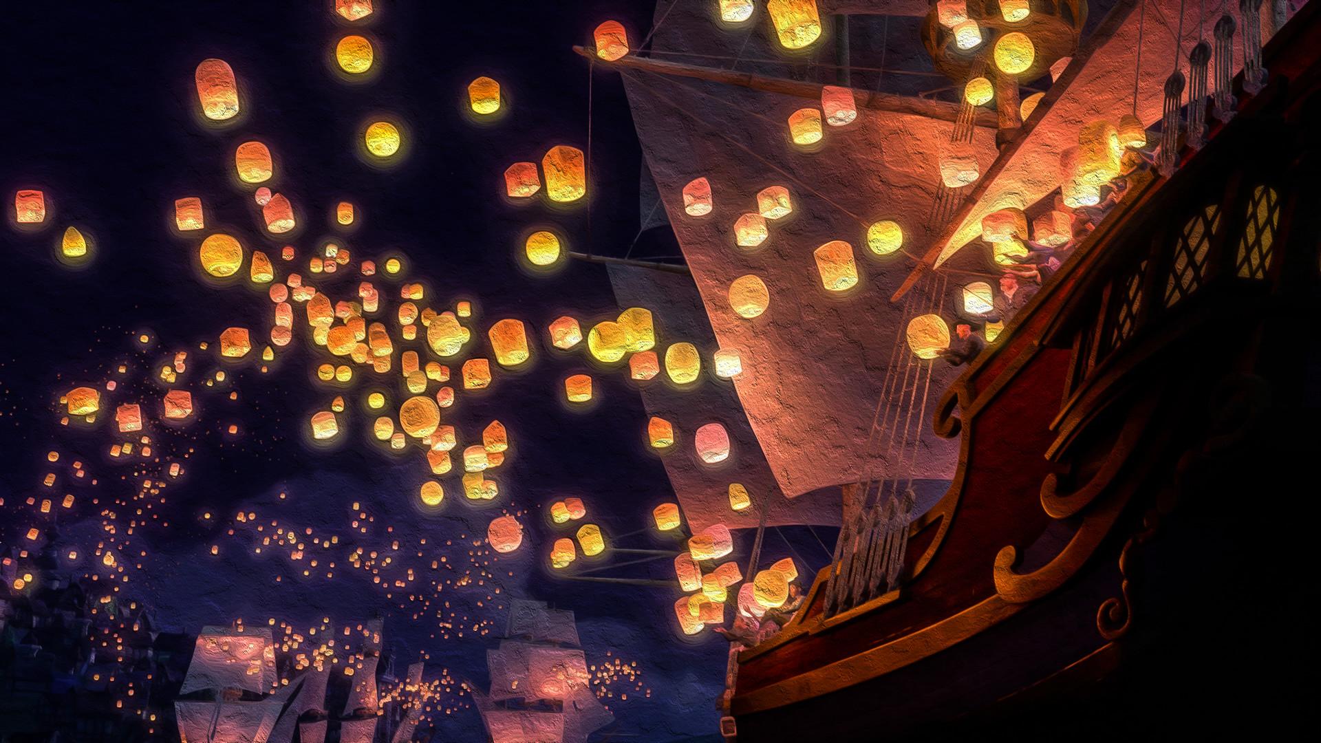 Lantern Wallpaper …