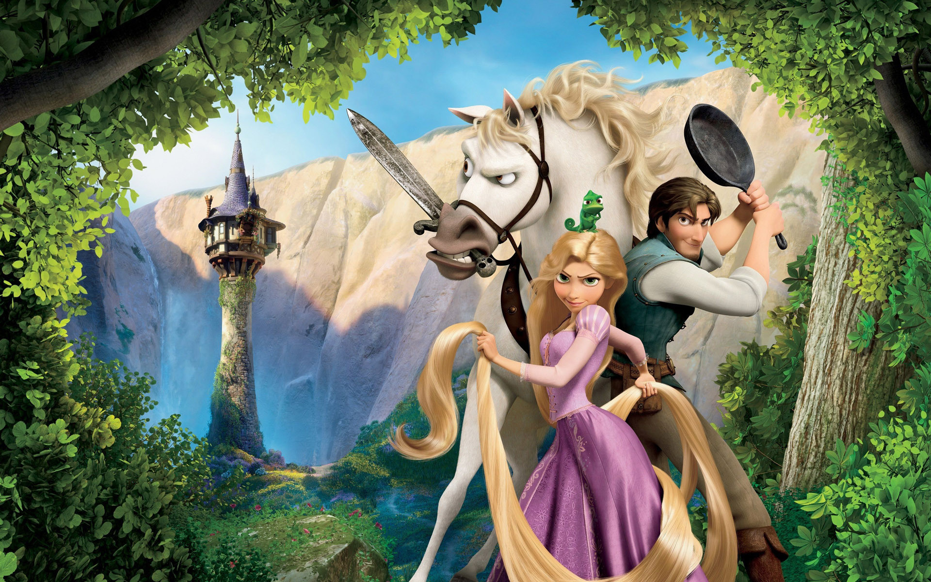 Tangled wallpaper #18619
