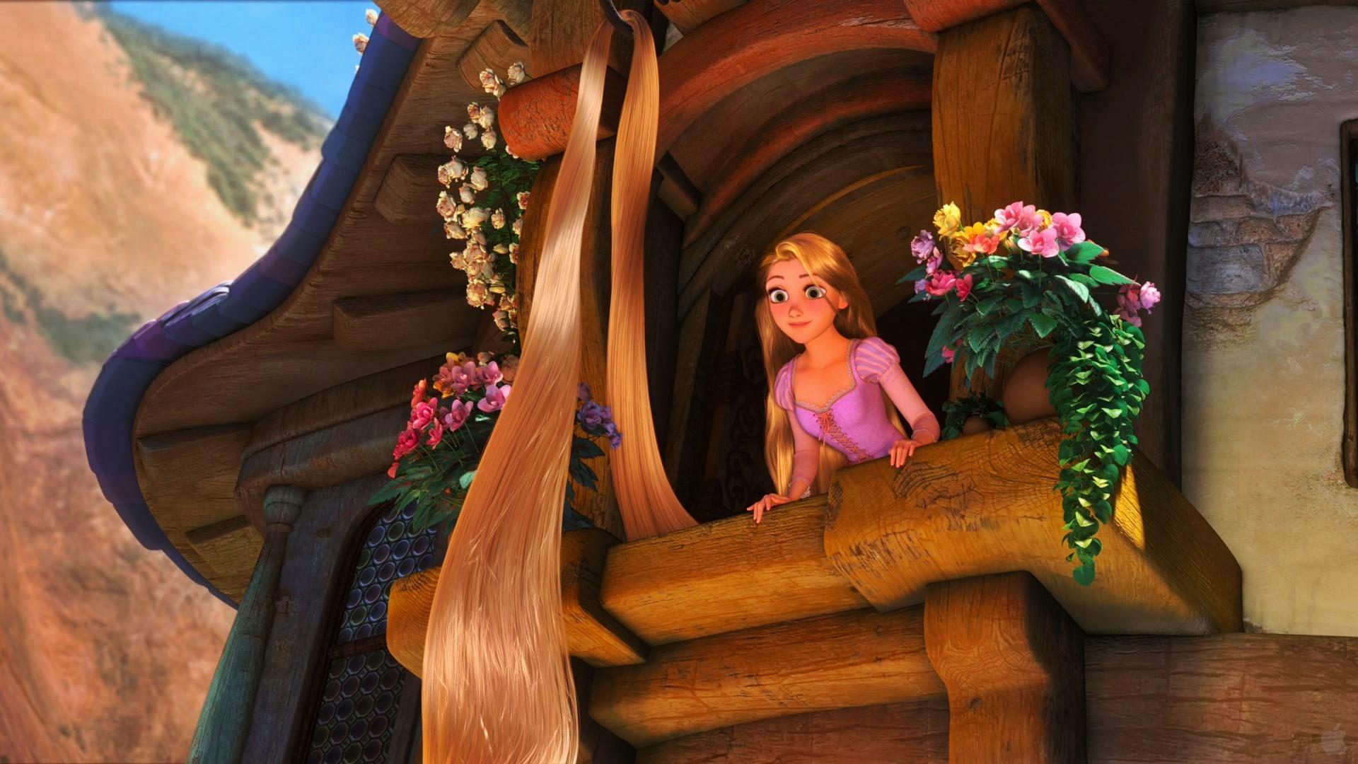 Tangled Baby Rapunzel HD desktop wallpaper : Widescreen : High 1920×1080  Tangled Rapunzel Wallpapers