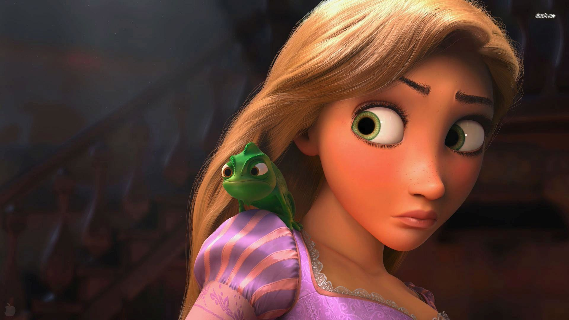 Tangled new photos
