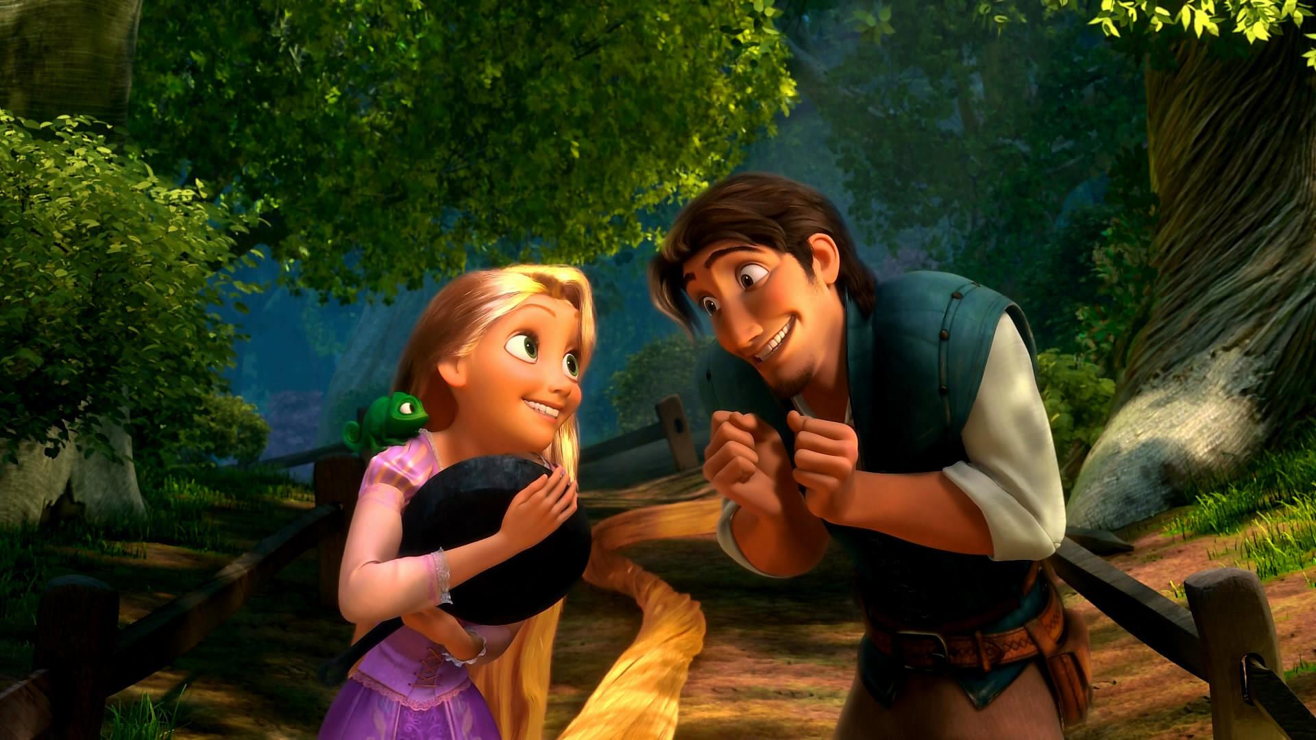 Tangled Animated Film Cute R
