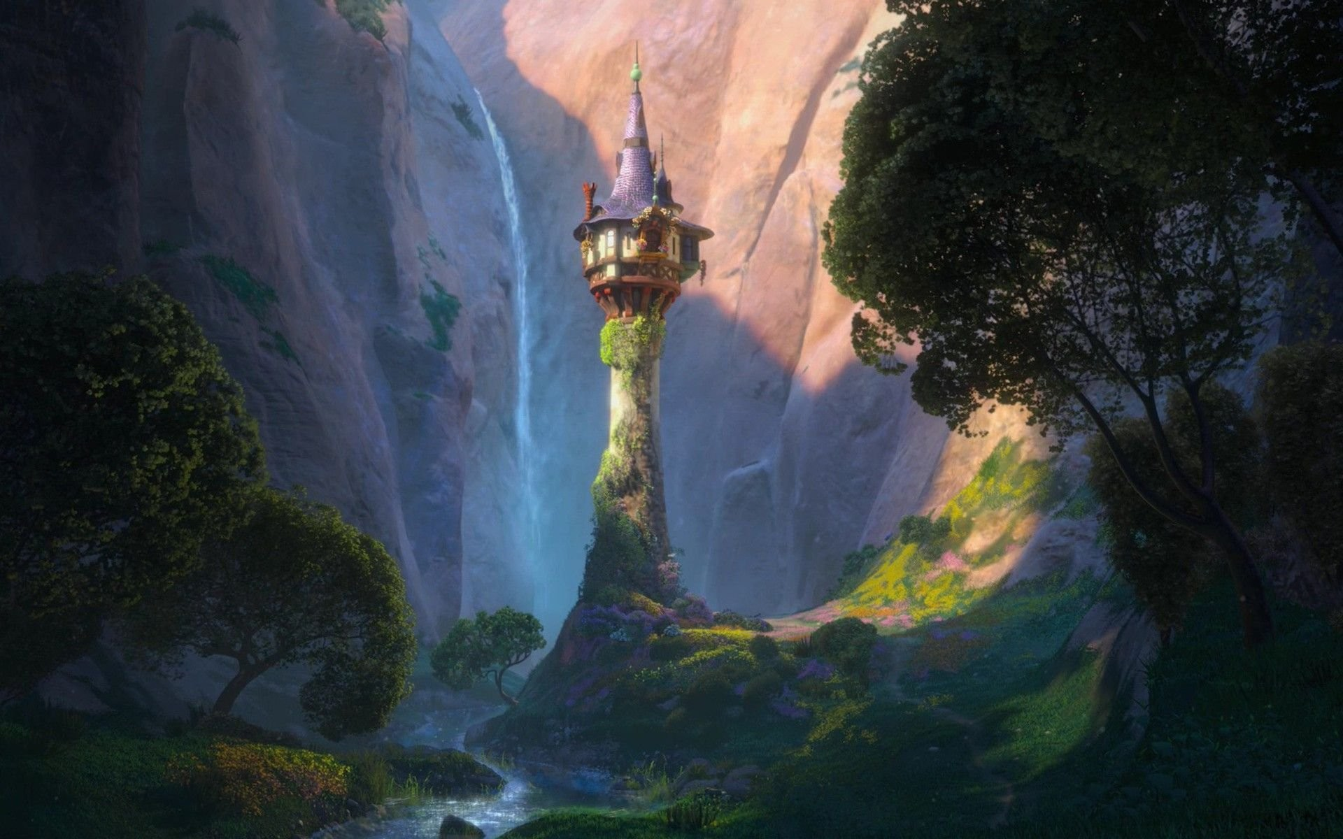 Rapunzel's Tower – Tangled …