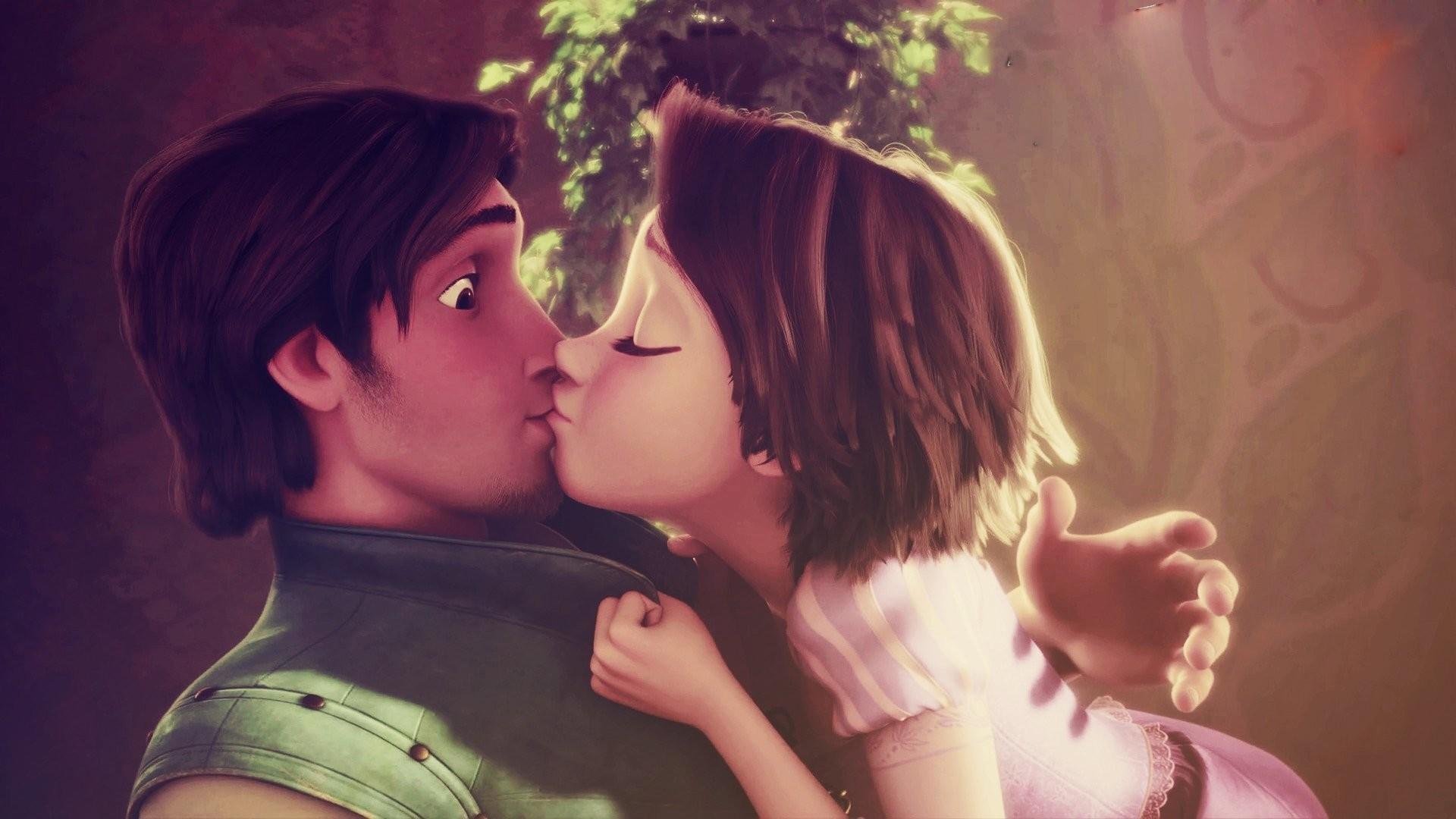 Tangled Rapunzel And Flynn …