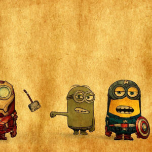 Screensavers and Wallpaper Minions