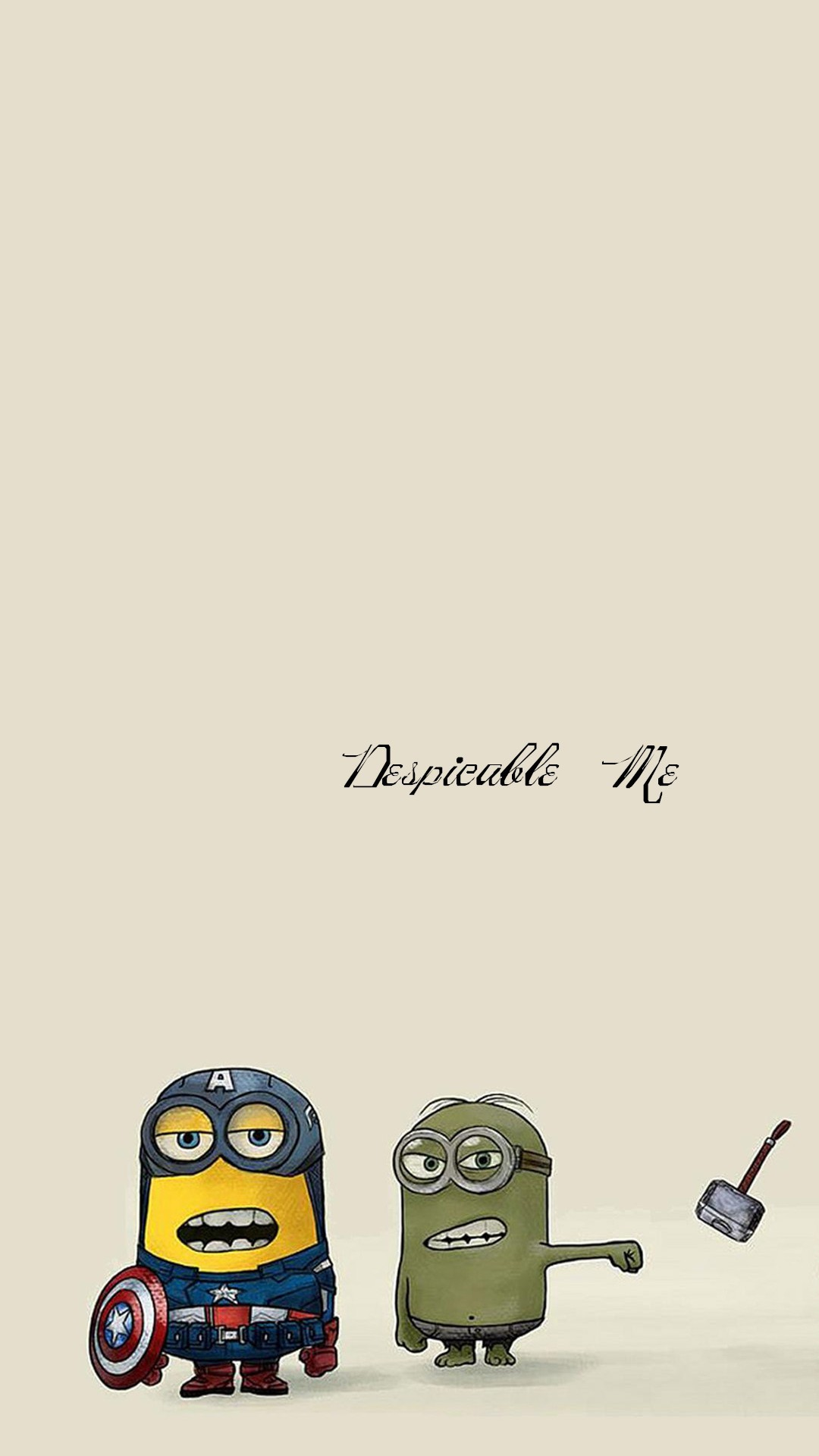 Minions Wallpapers iPhone 6 Plus