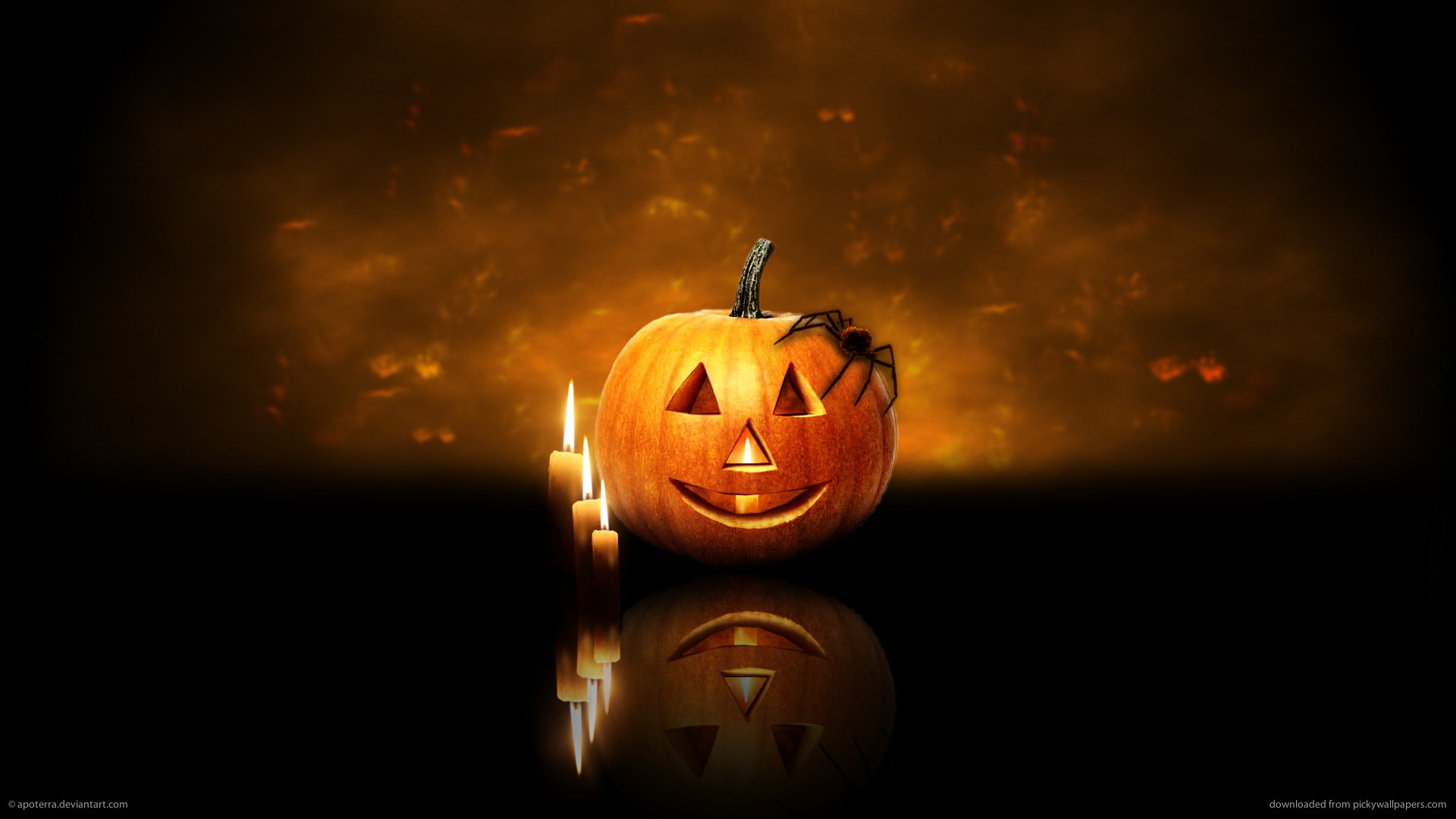 Halloween Wallpaper and Screensavers – WallpaperSafari