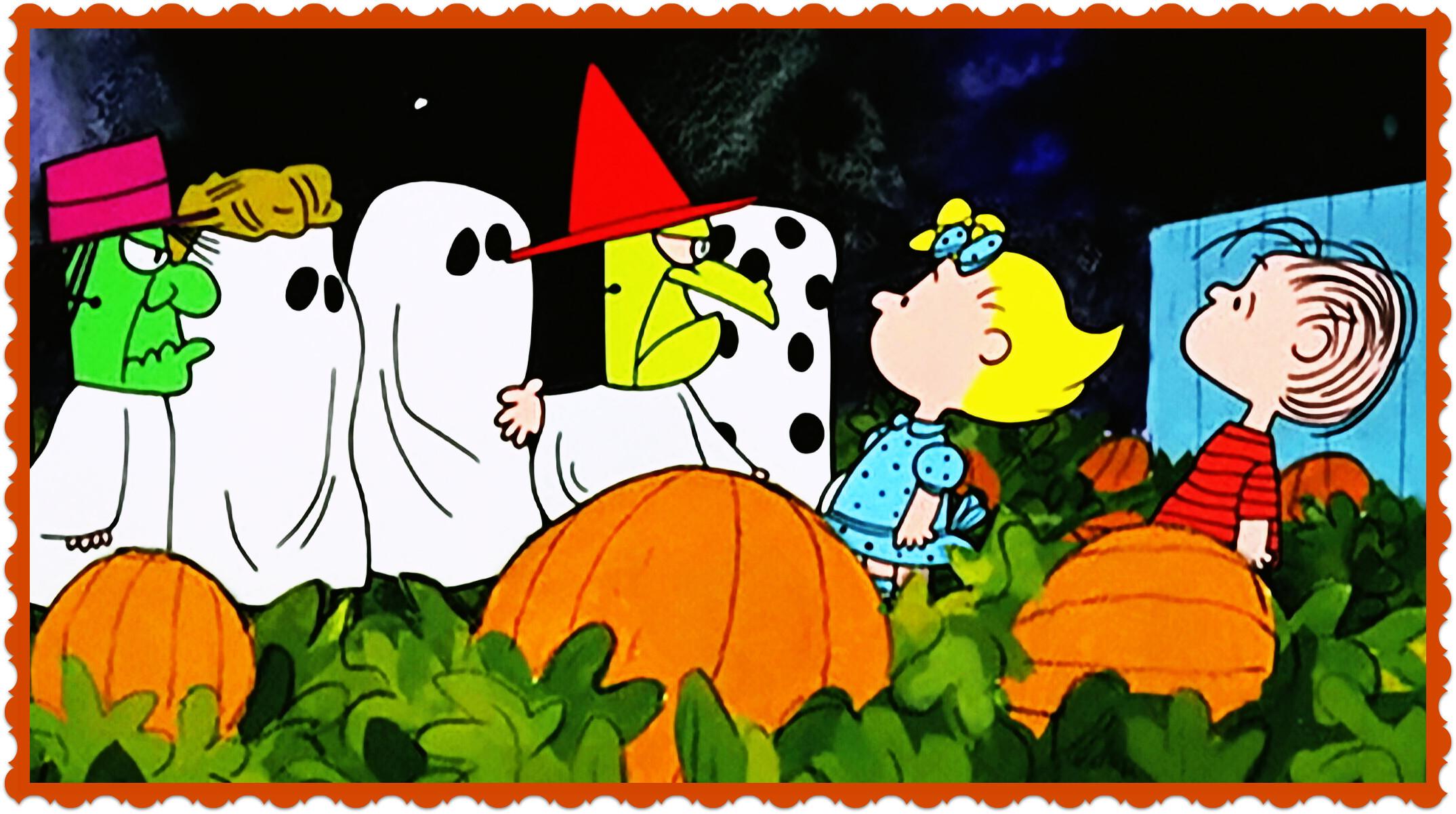 Charlie Brown Halloween Pics – Halloween Wizard