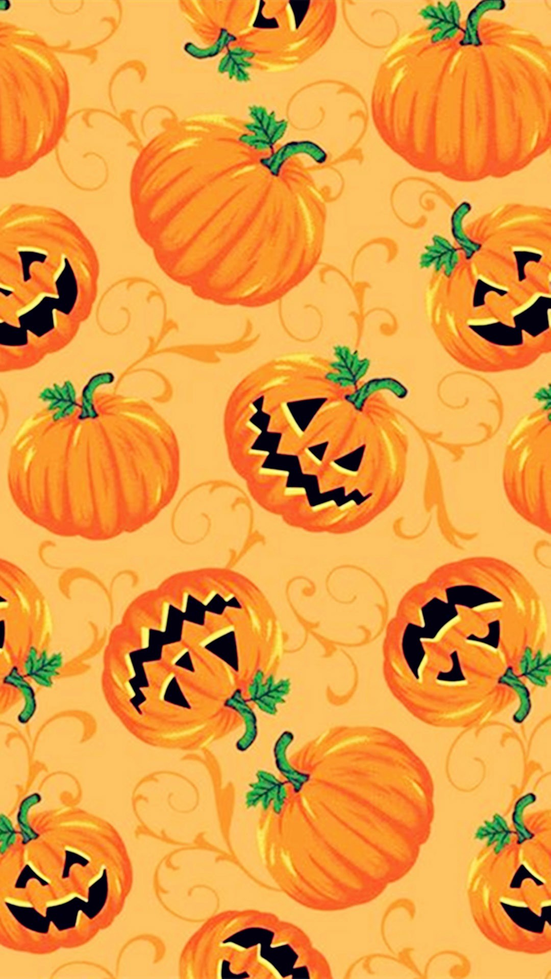 wallpaper and Halloween image on We Heart It