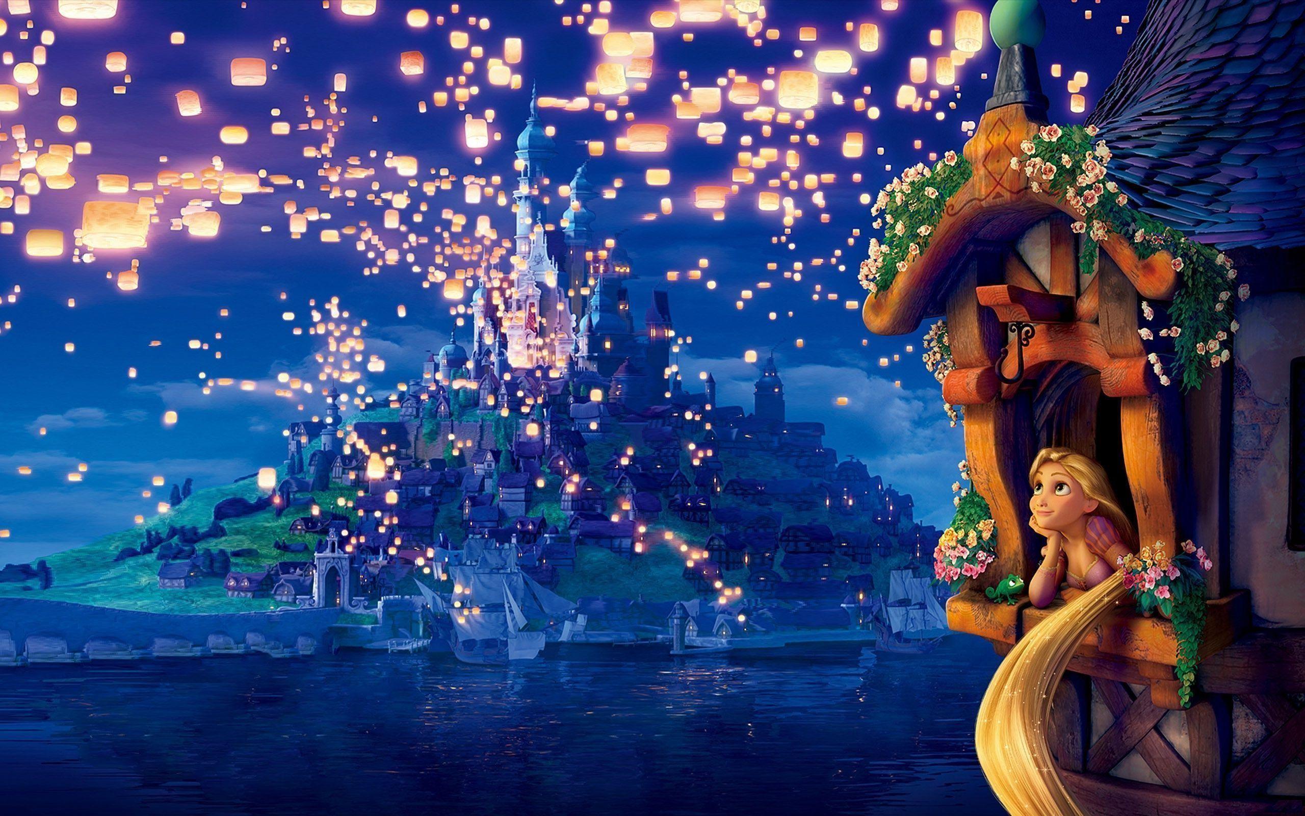 Disney Rapunzel Wallpaper Border 14016 Full HD Wallpaper Desktop .