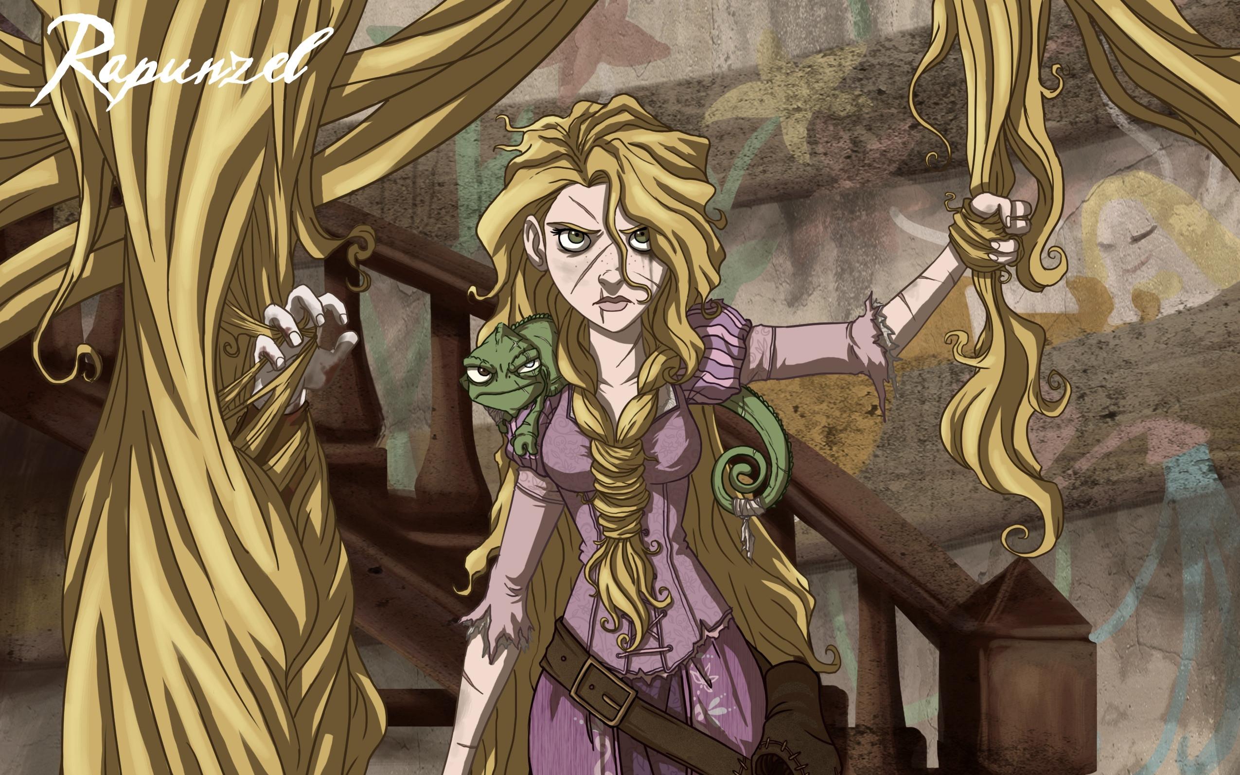 HD Wallpaper | Background ID:490055. Fantasy Rapunzel