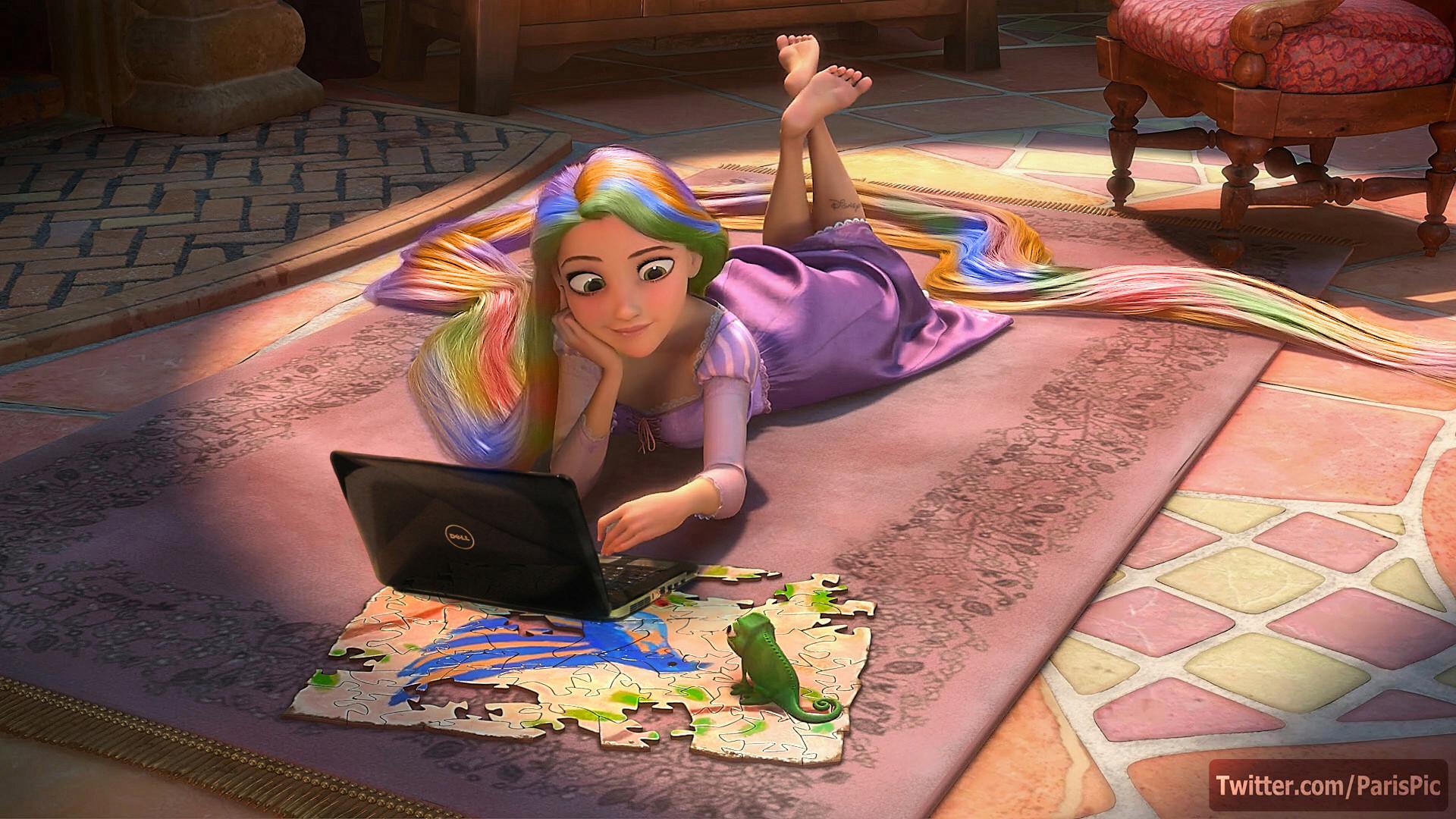 Rapunzel – Tangled Widescreen Wallpaper 2763 Hd Wallpapers .