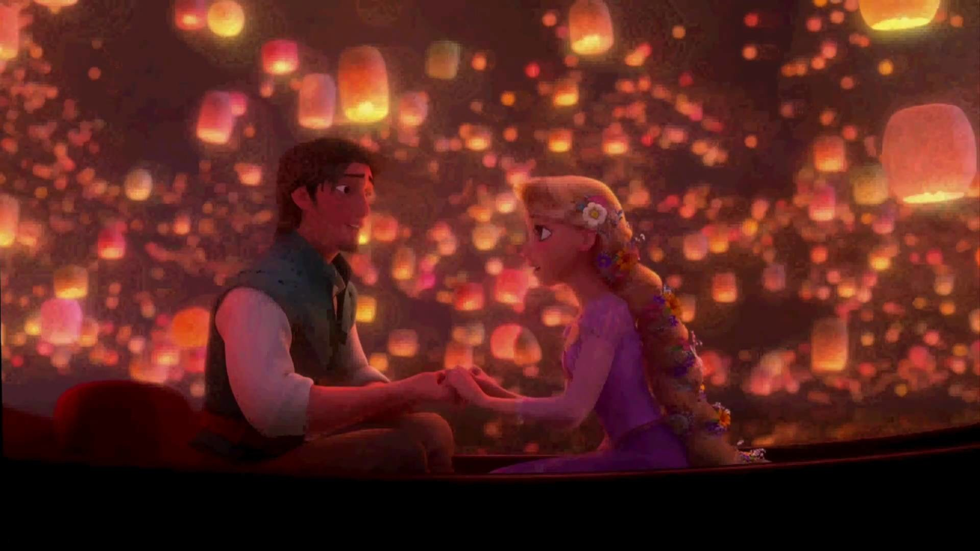 """Disney's Tangled/Rapunzel – """"I See The Light"""" – Music Scene (1080p HD) –  YouTube"""
