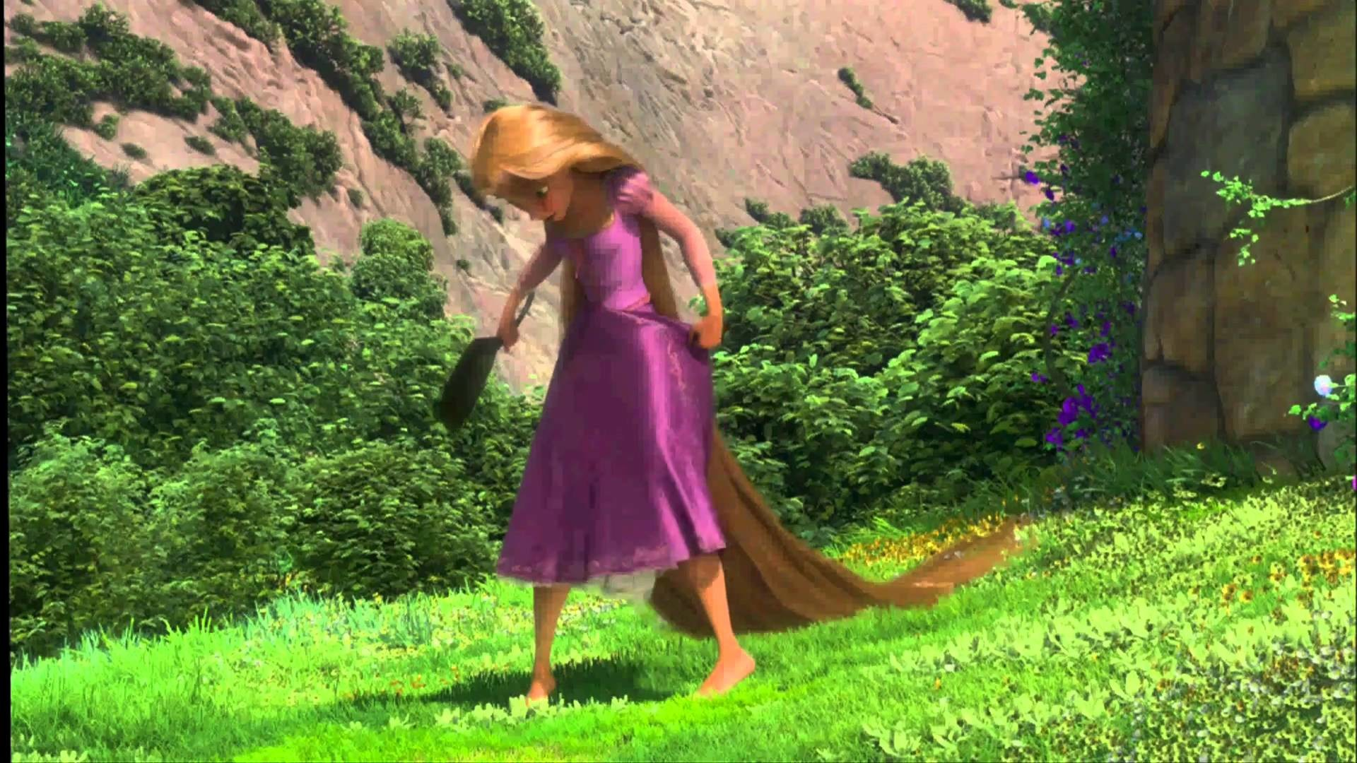 "Disney's Tangled/Rapunzel – ""When Will My Life Begin?"" (Reprise 2) – Music  Scene (1080p HD) – YouTube"