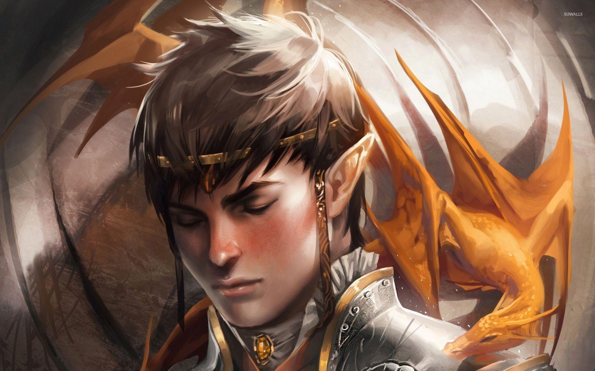 Elf prince wallpaper jpg